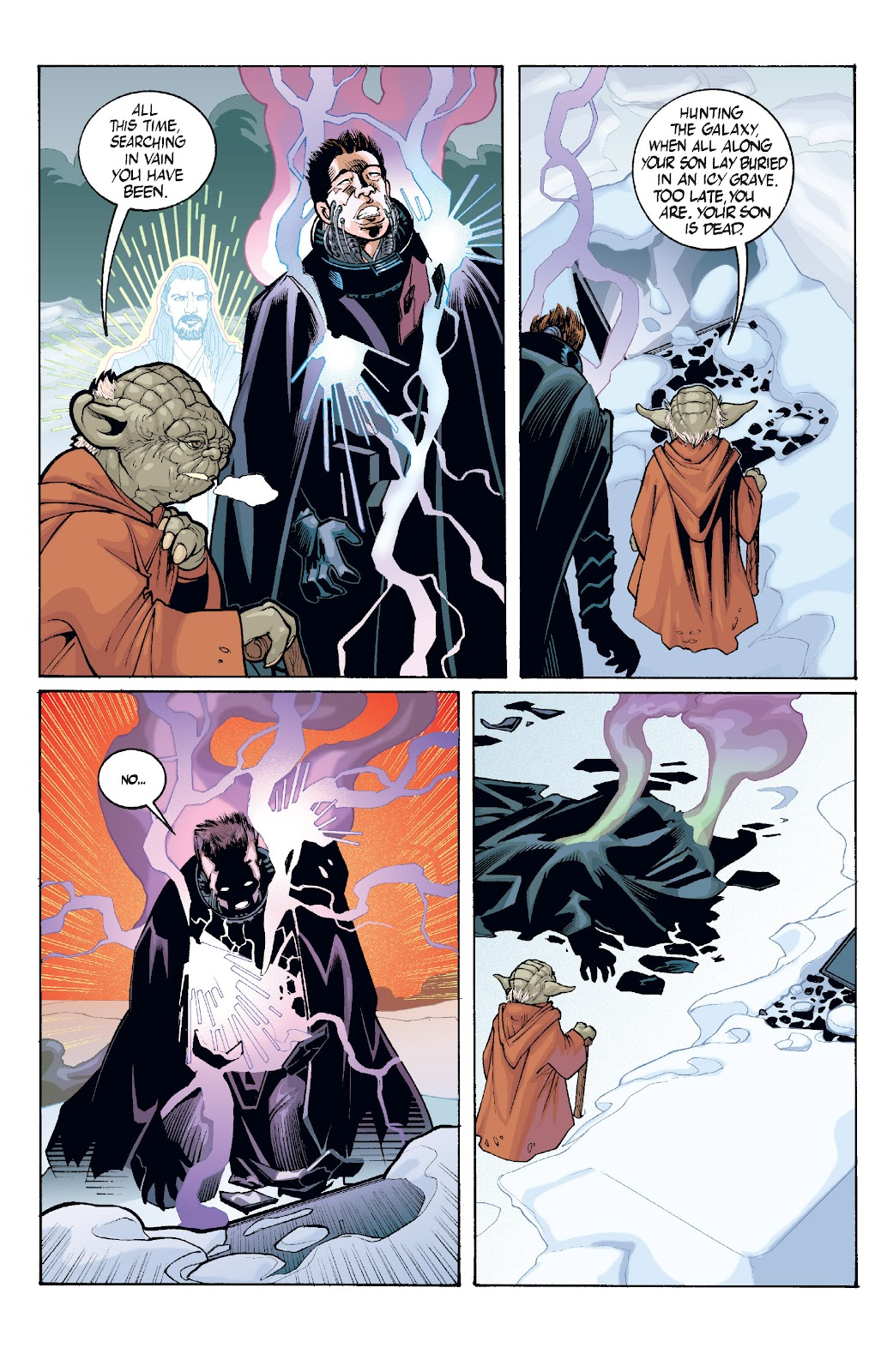 Read online Star Wars Legends: Infinities - Epic Collection comic -  Issue # TPB (Part 2) - 87