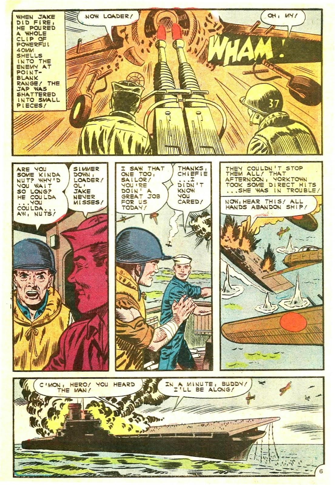 Read online Fightin' Navy comic -  Issue #125 - 10