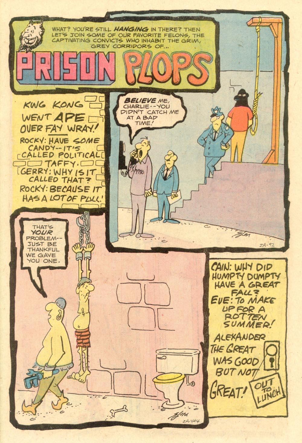 Read online Plop! comic -  Issue #24 - 30