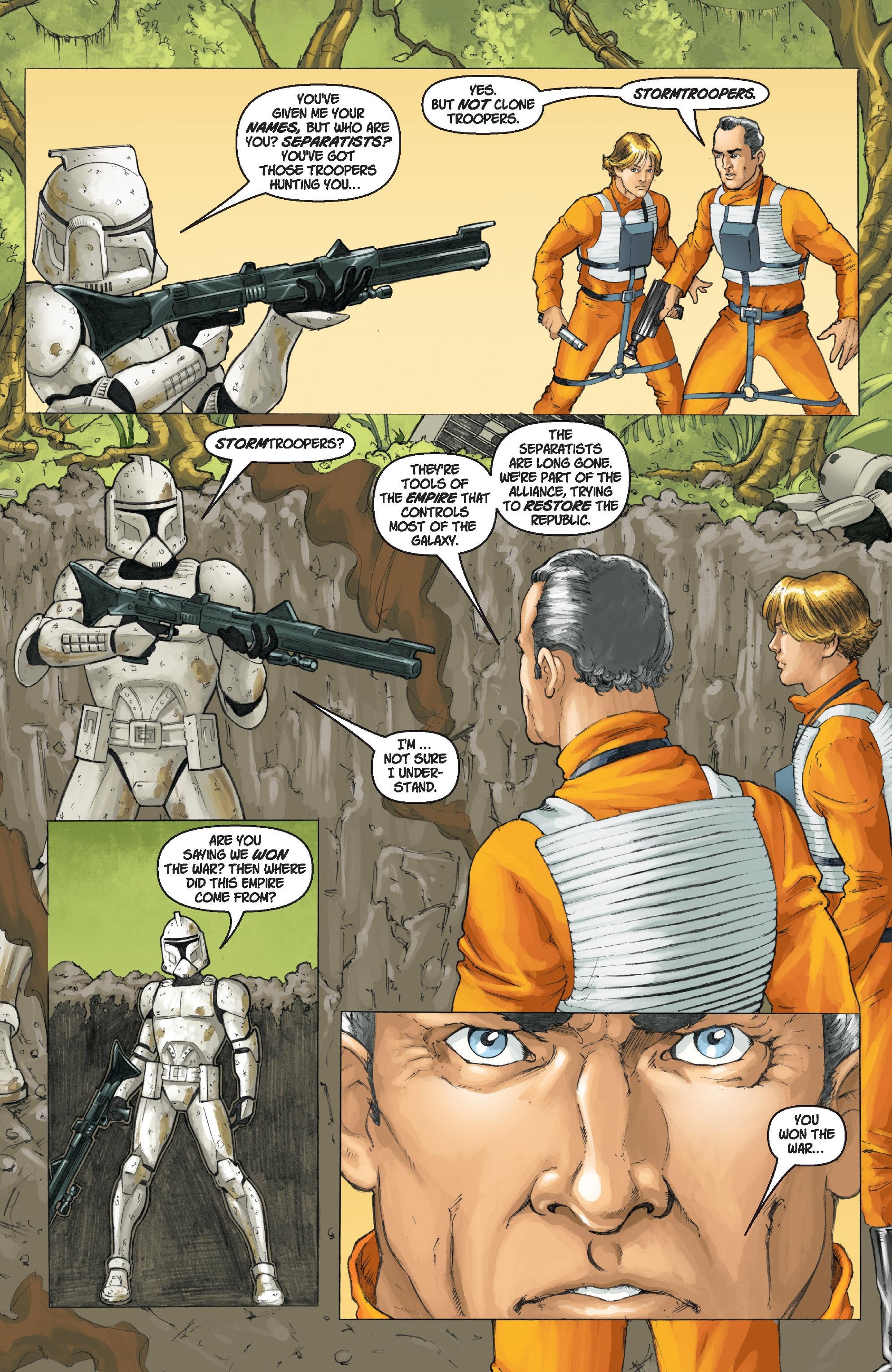 Read online Star Wars Omnibus comic -  Issue # Vol. 20 - 33