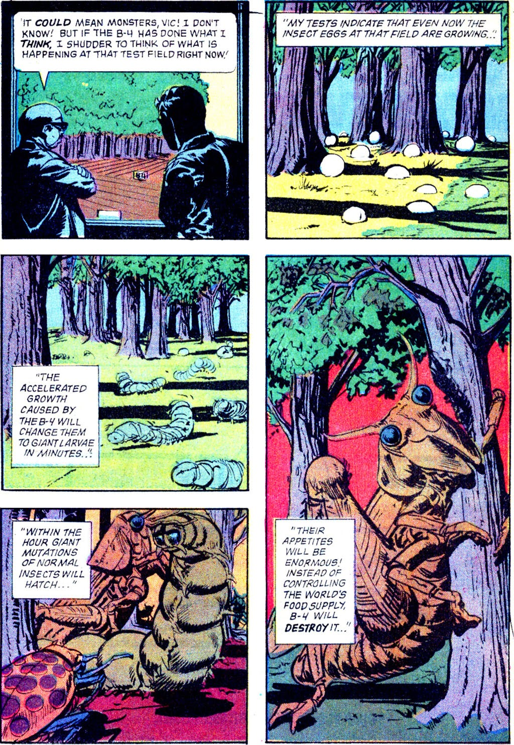 Boris Karloff Tales of Mystery issue 38 - Page 24