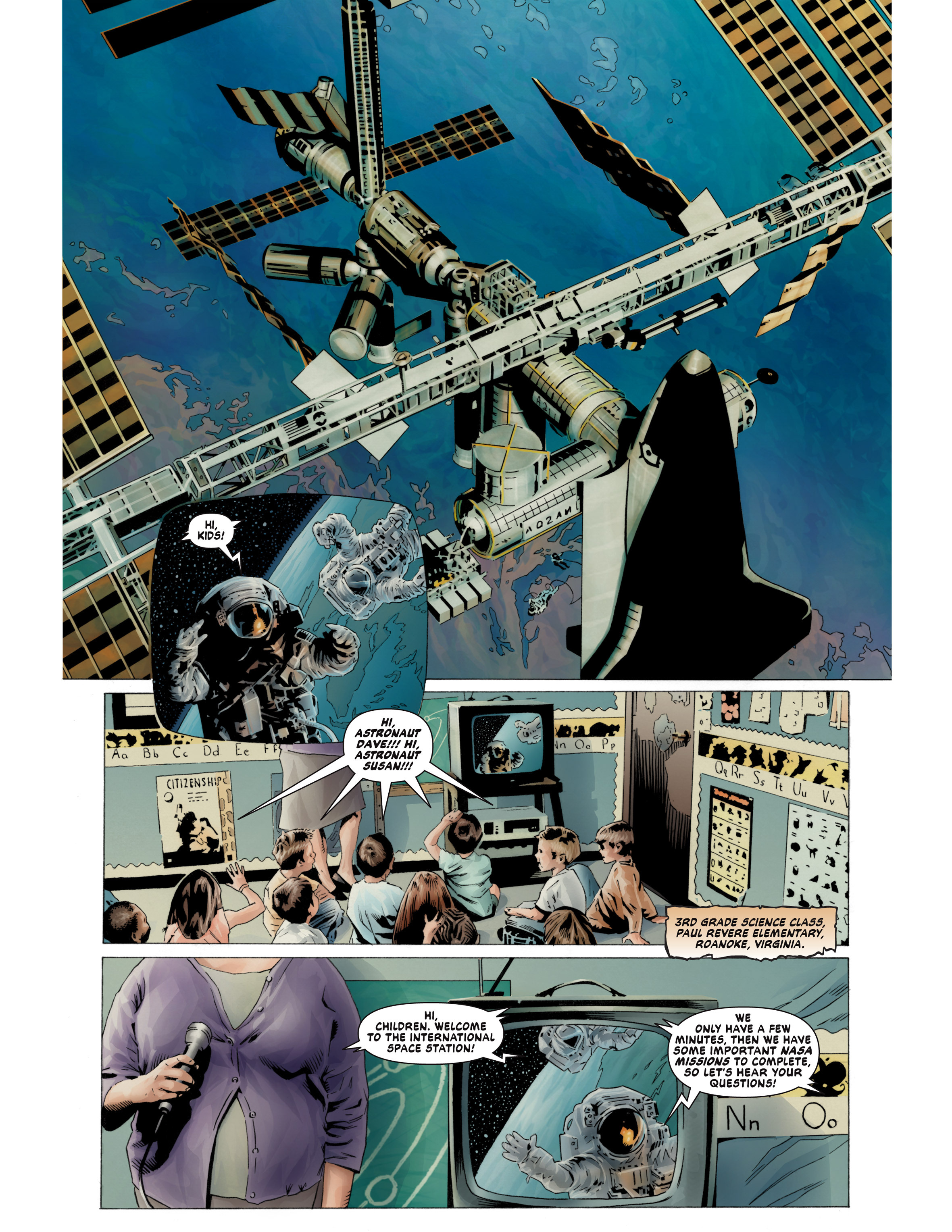 Read online Bad Planet comic -  Issue # TPB - 19