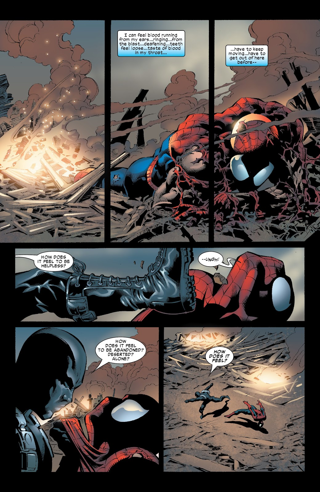 The Amazing Spider-Man by JMS Ultimate Collection issue TPB 3 (Part 2) - Page 78