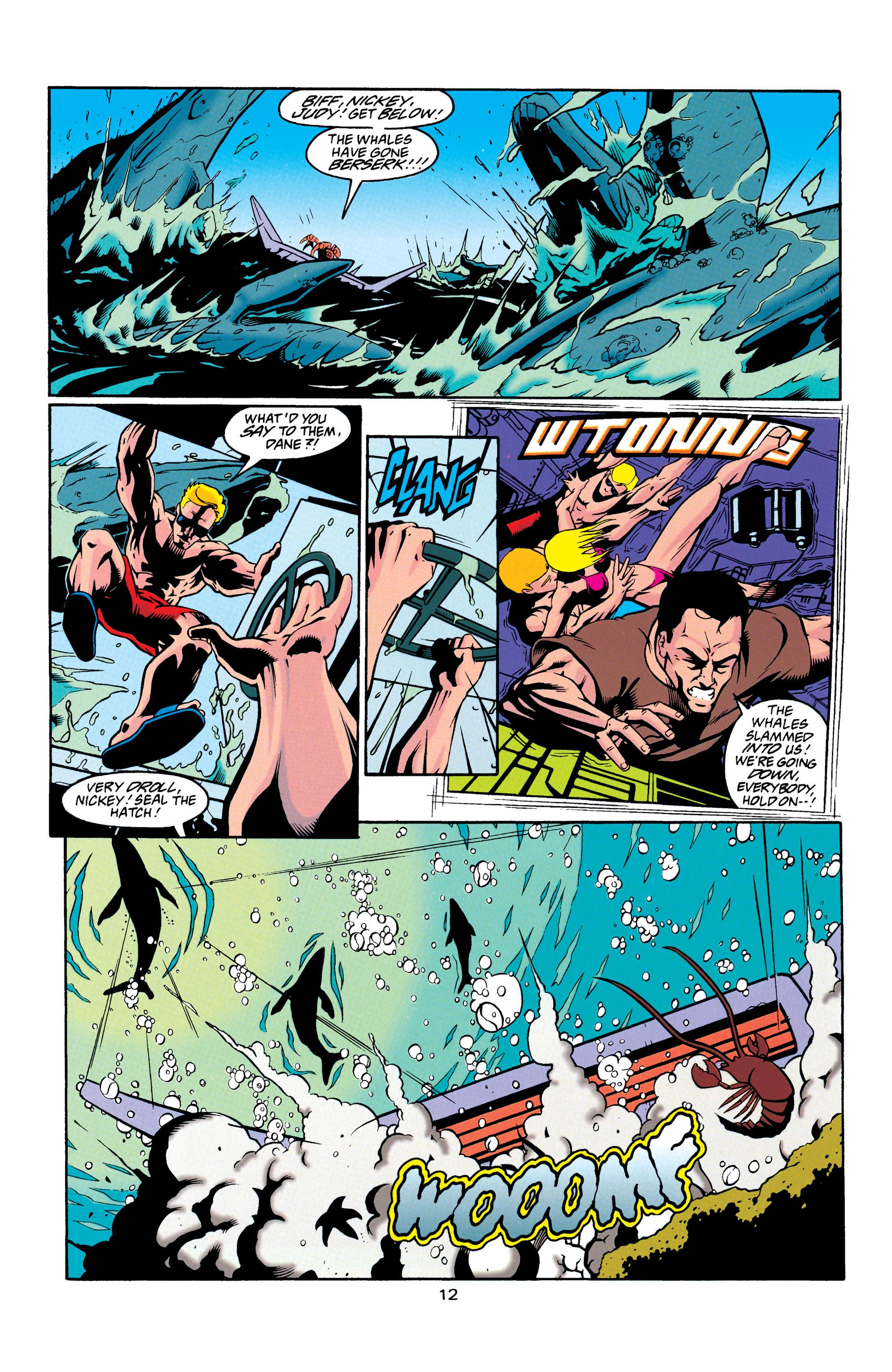 Read online Aquaman (1994) comic -  Issue #23 - 12
