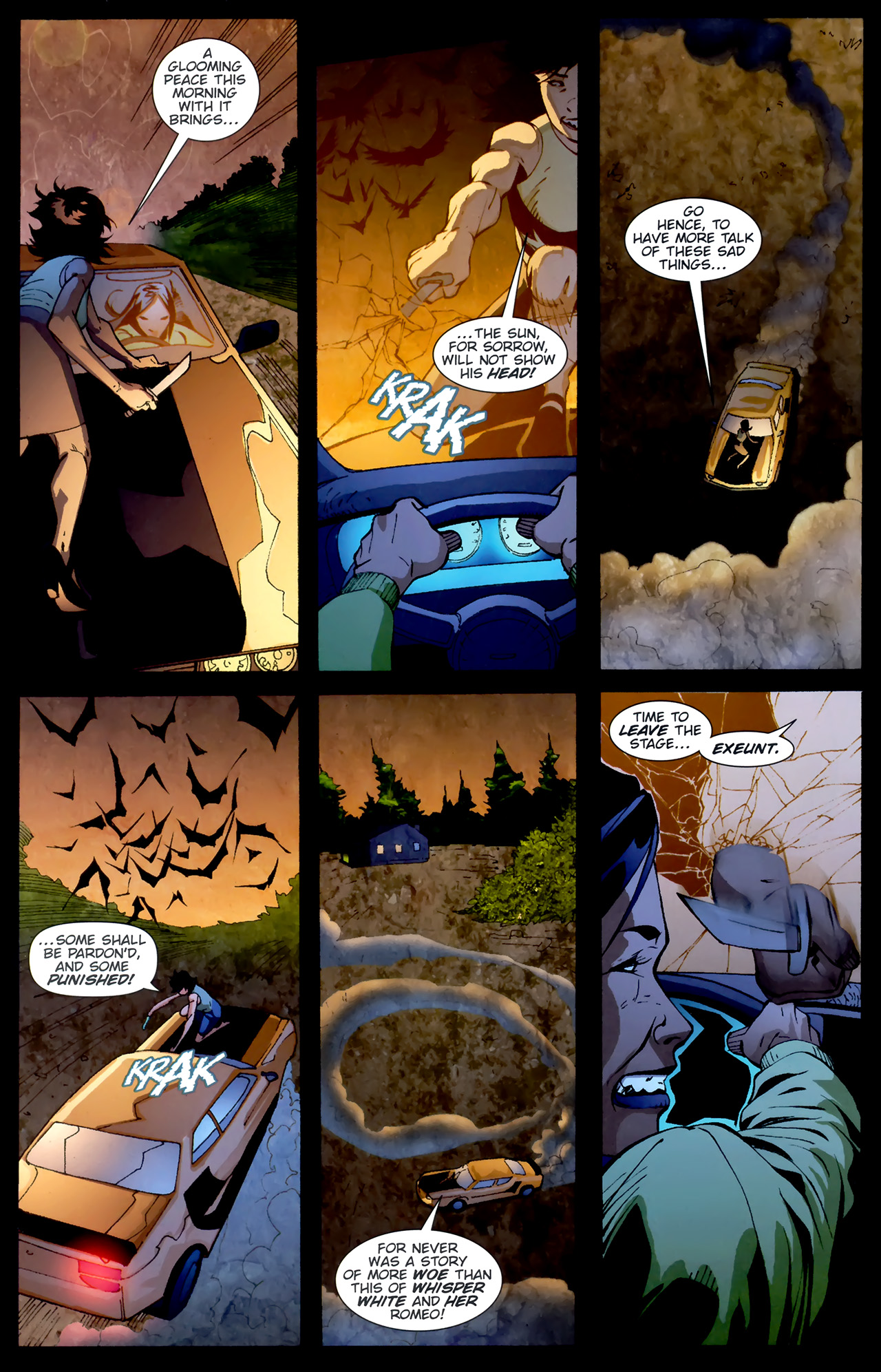 Read online Dead Romeo comic -  Issue #6 - 12