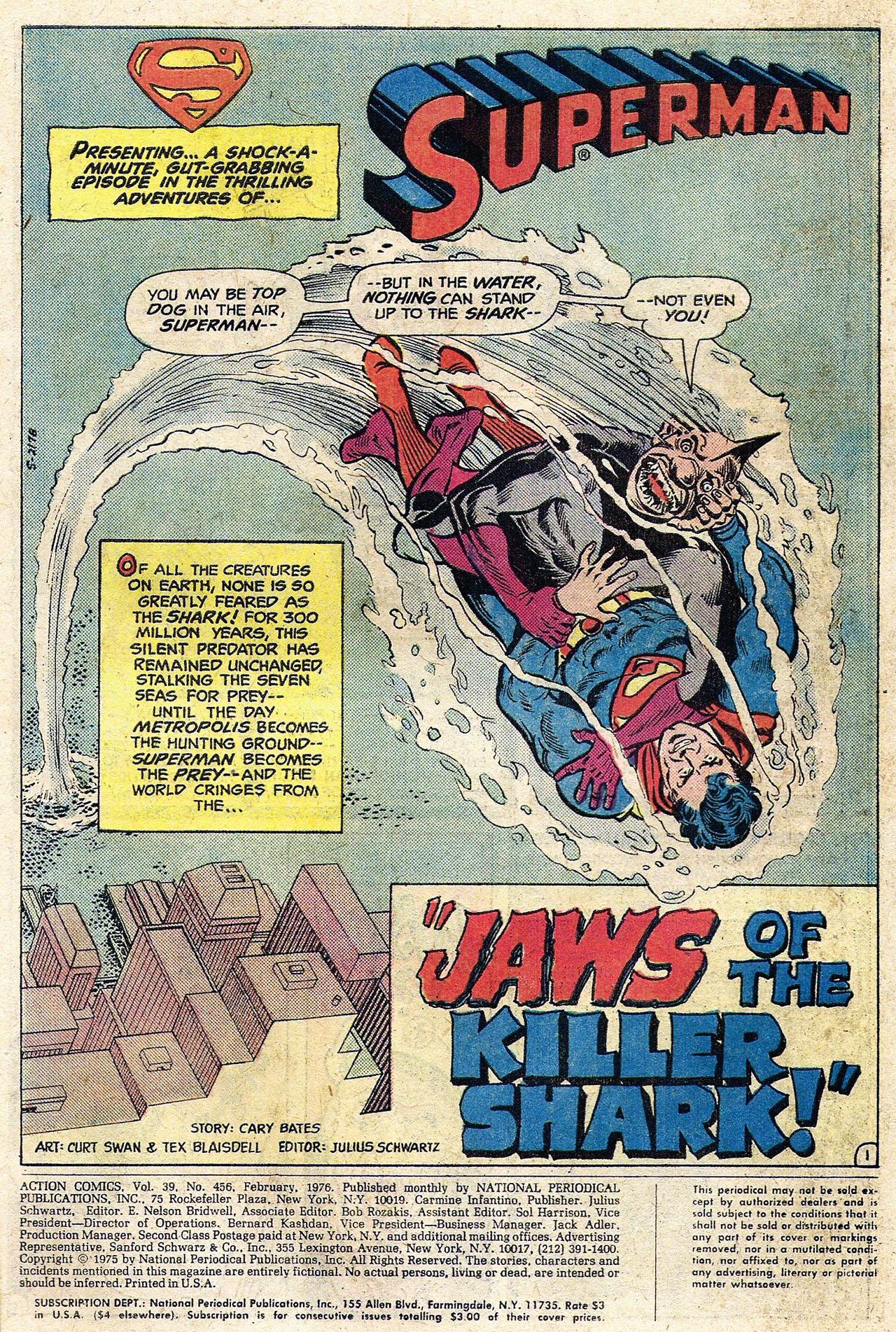 Action Comics (1938) 456 Page 2