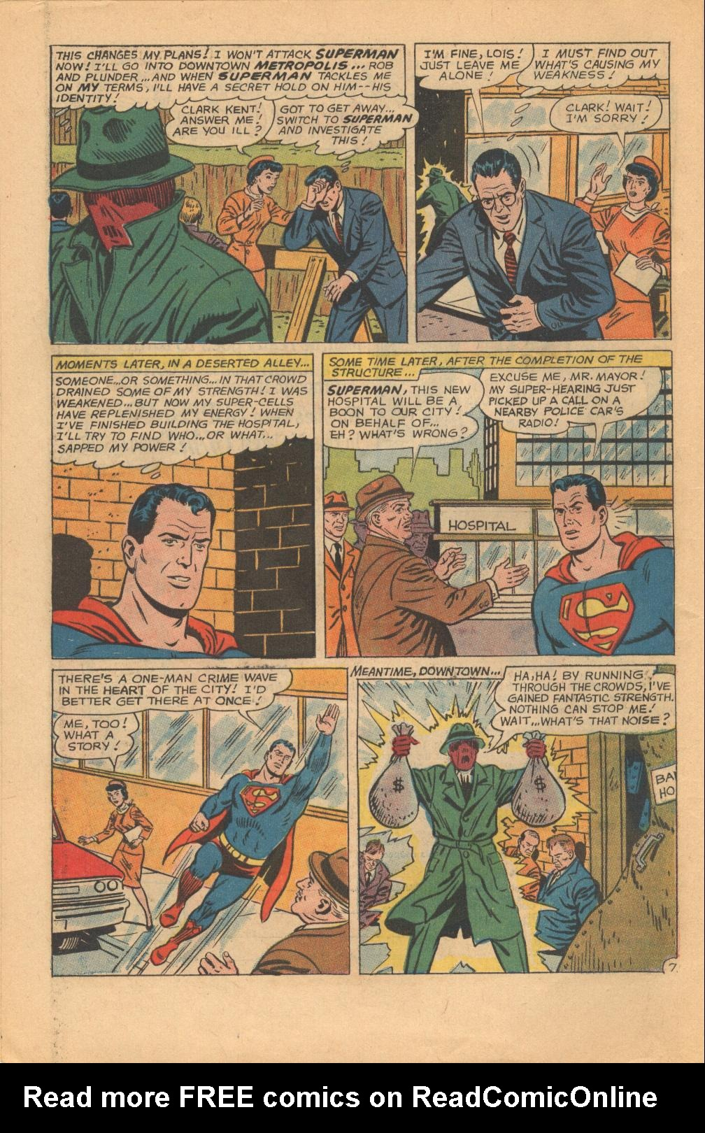 Read online Action Comics (1938) comic -  Issue #340 - 10
