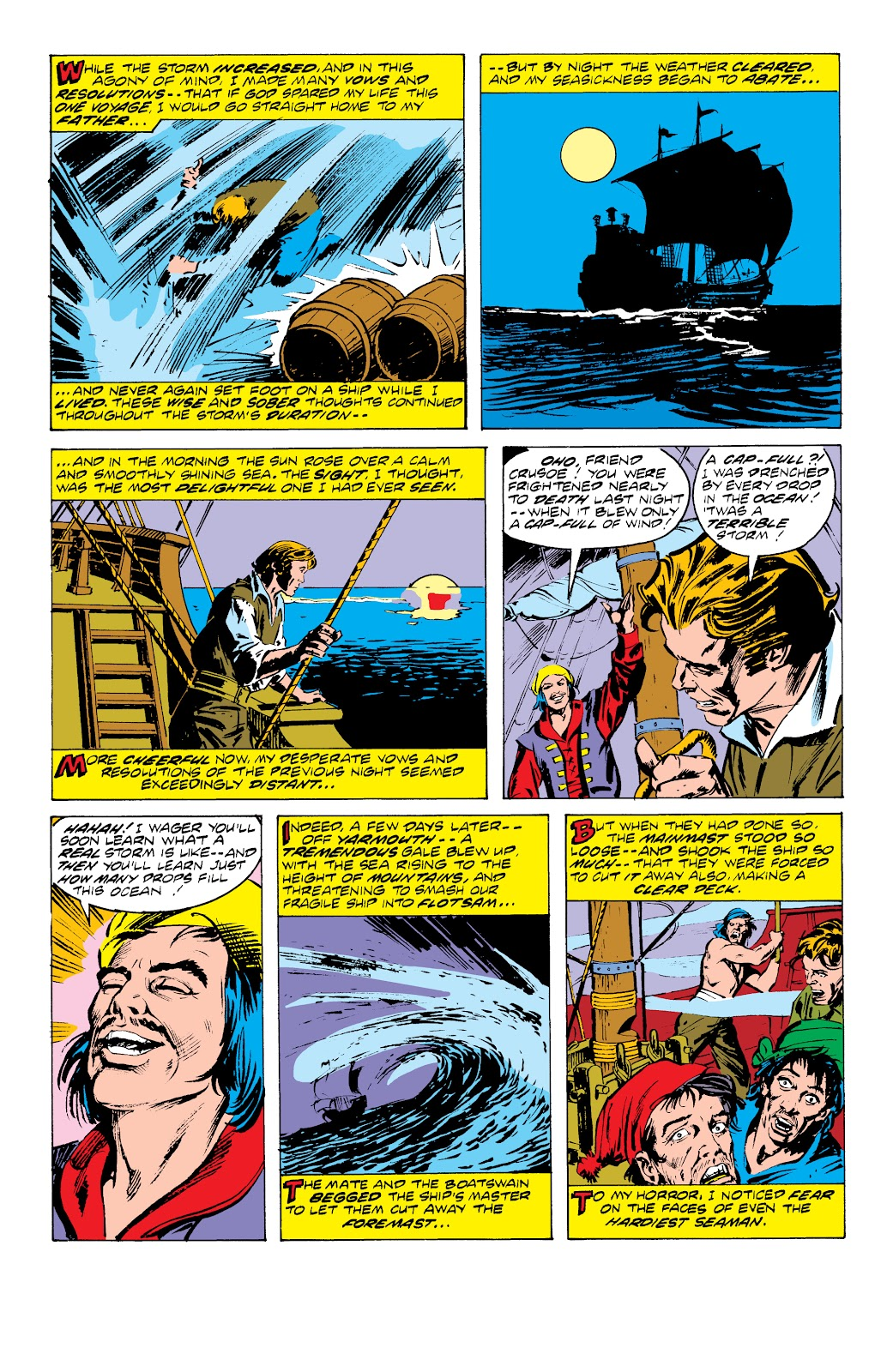 Marvel Classics Comics Series Featuring issue 19 - Page 6