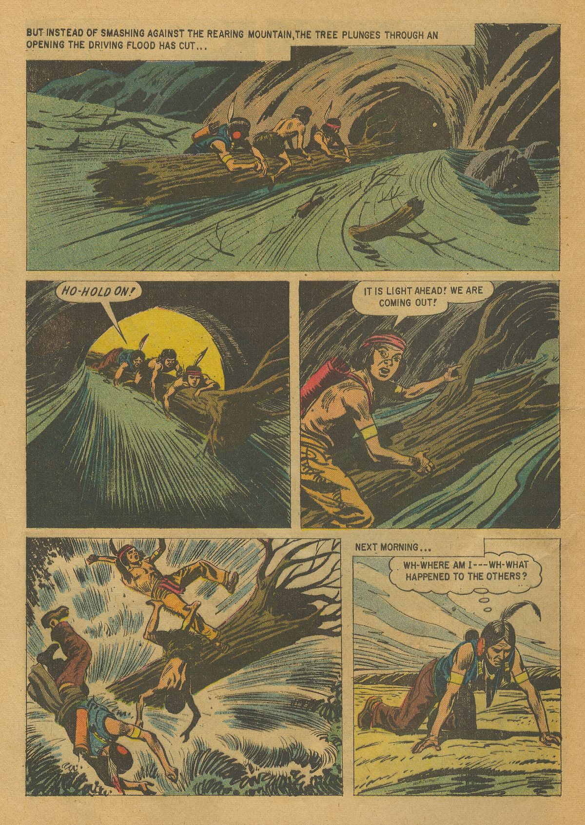 Read online Turok, Son of Stone comic -  Issue #17 - 28