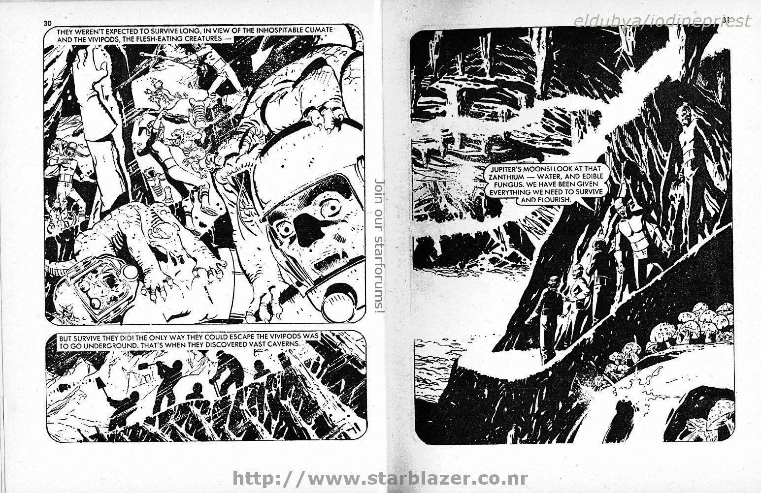 Starblazer issue 135 - Page 17