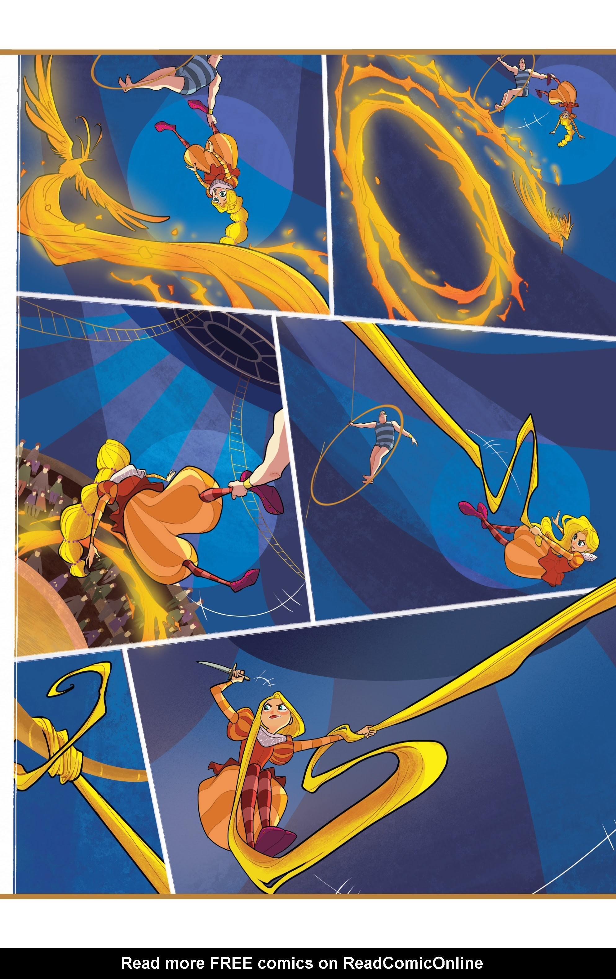 Tangled: The Series: Hair and Now 2 Page 16