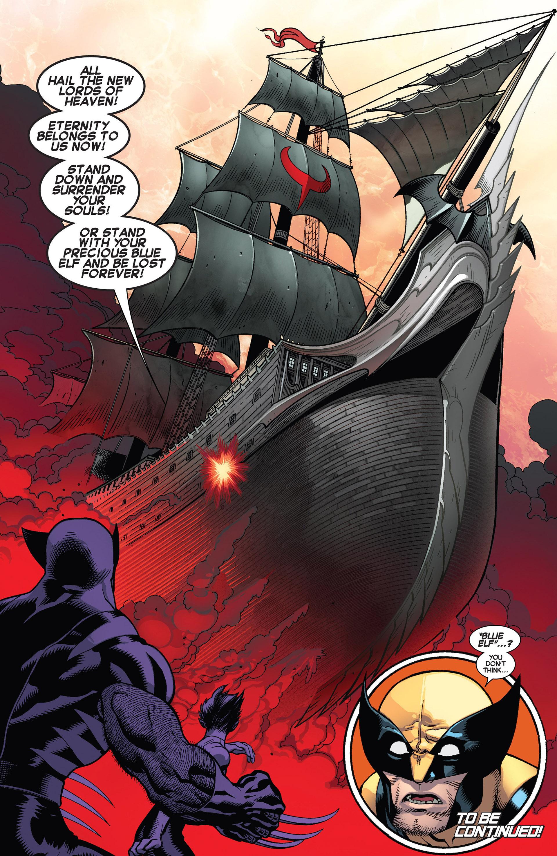 Read online Amazing X-Men (2014) comic -  Issue #1 - 24