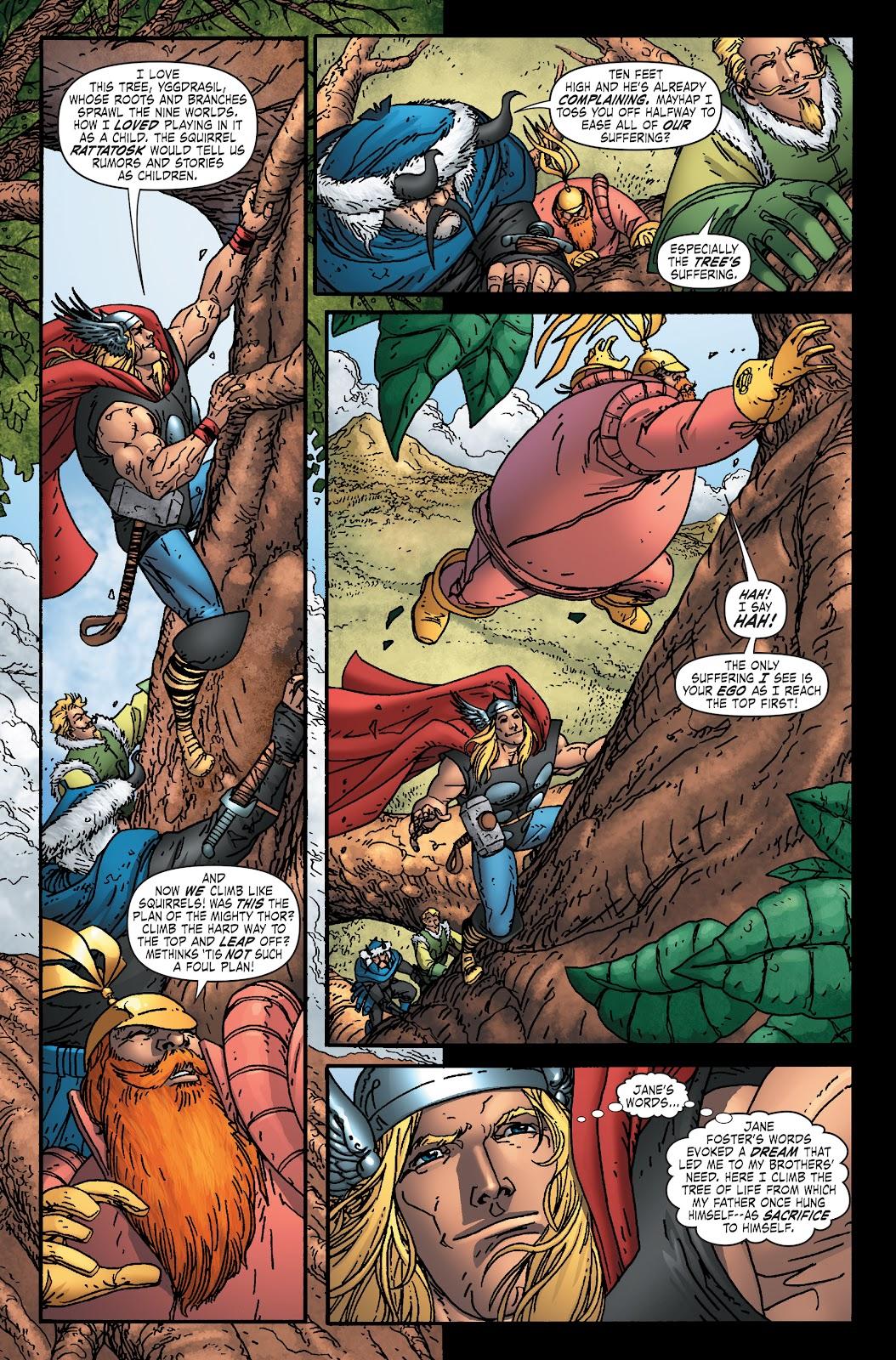 Read online Thor: Ragnaroks comic -  Issue # TPB (Part 1) - 33