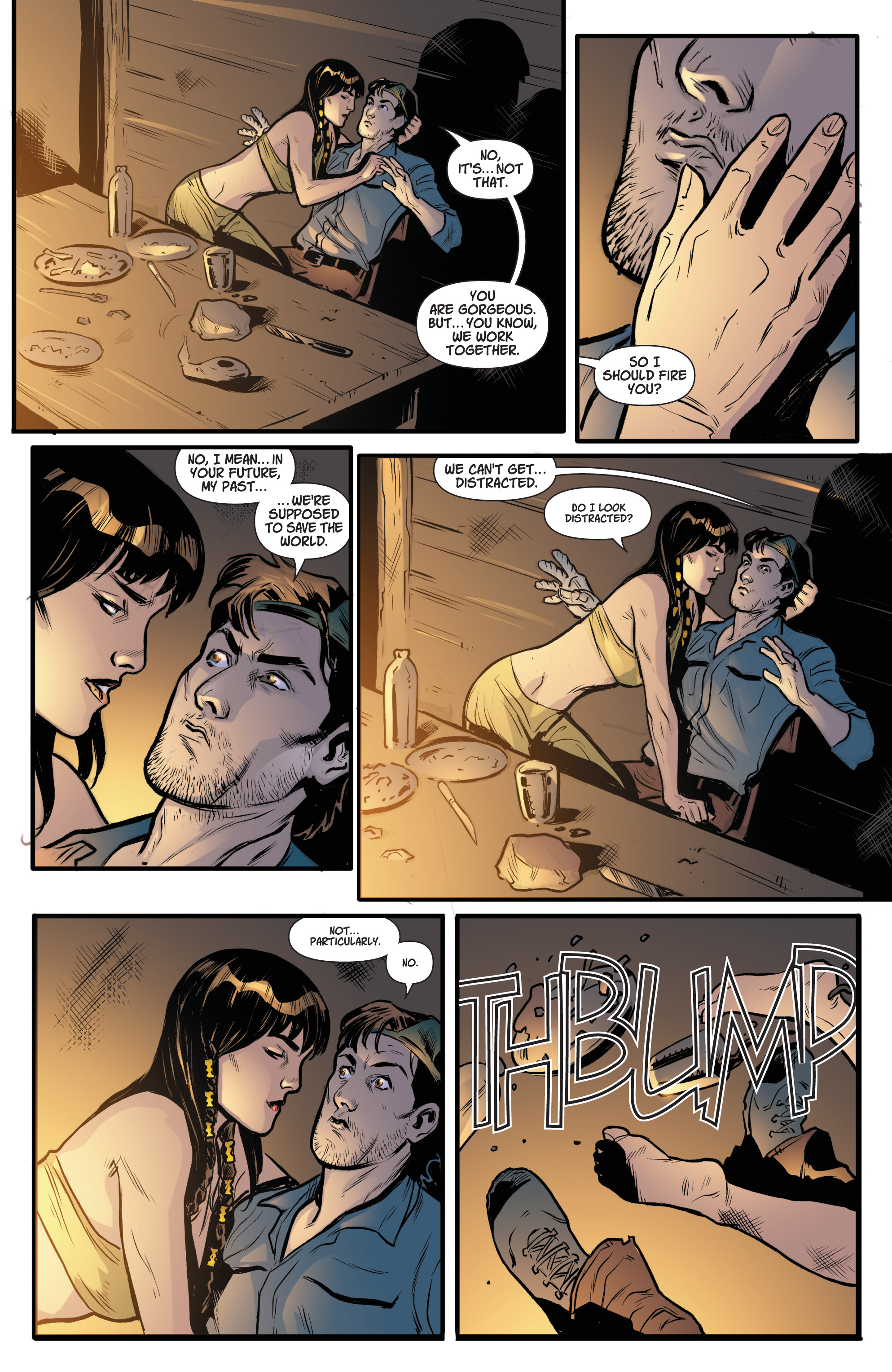 Read online Army Of Darkness/Xena: Forever…And A Day comic -  Issue #3 - 16