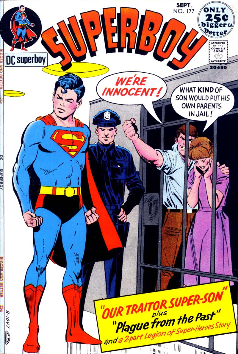Superboy (1949) issue 177 - Page 1
