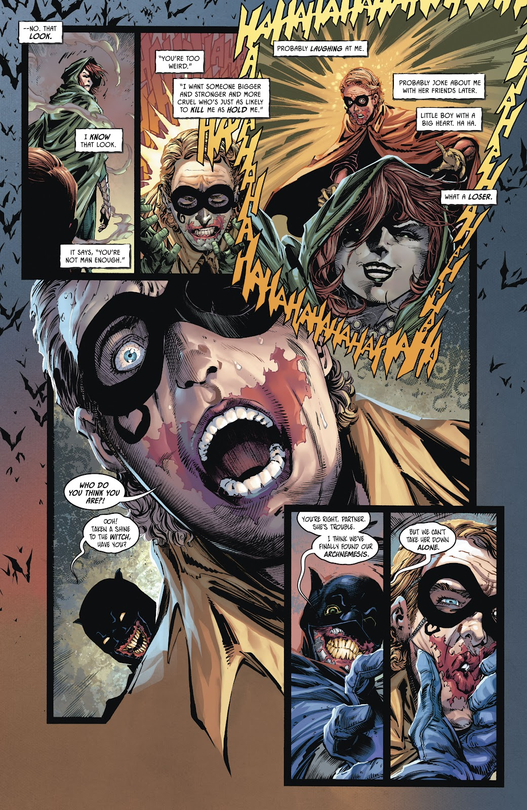 Joker: Year of the Villain issue Full - Page 16