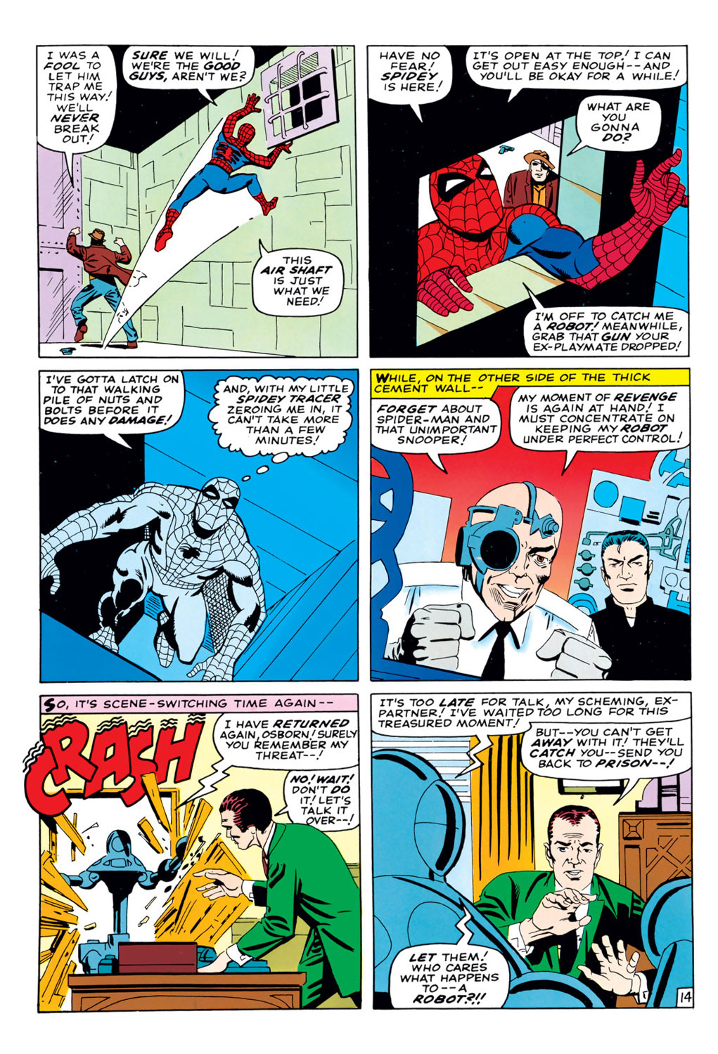 The Amazing Spider-Man (1963) 37 Page 14