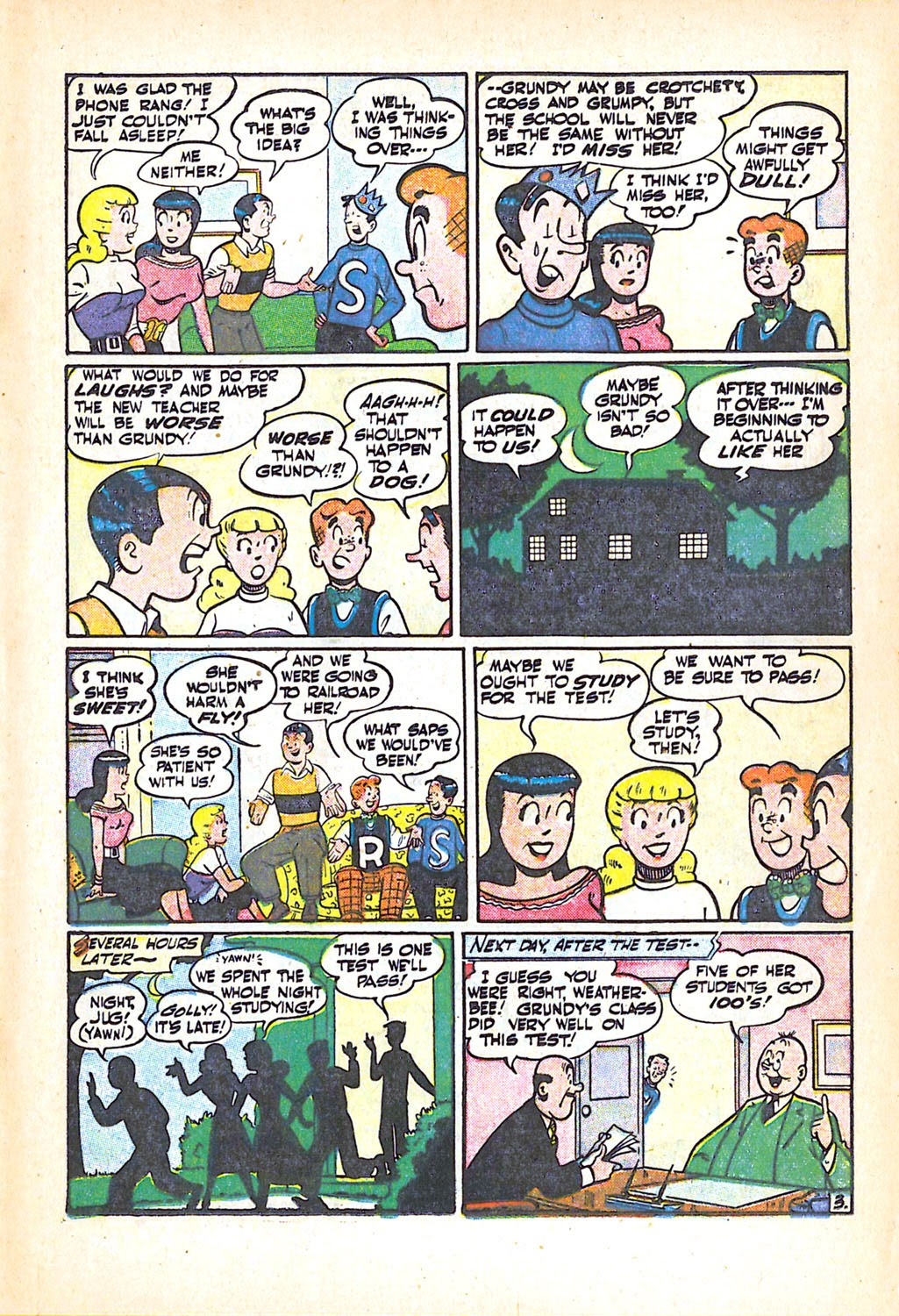 Archie Comics issue 072 - Page 16