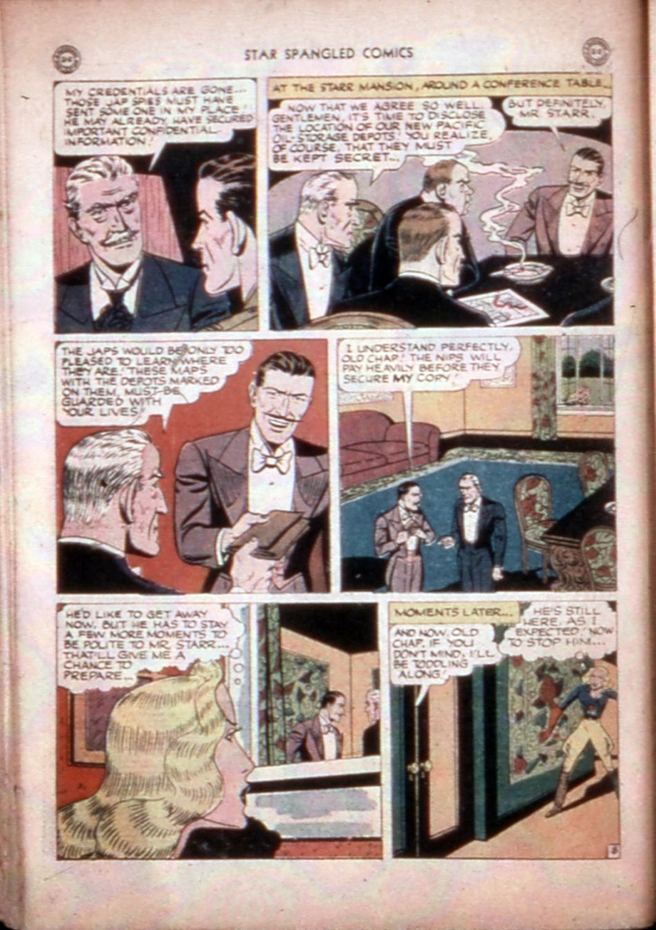 Star Spangled Comics (1941) issue 43 - Page 47