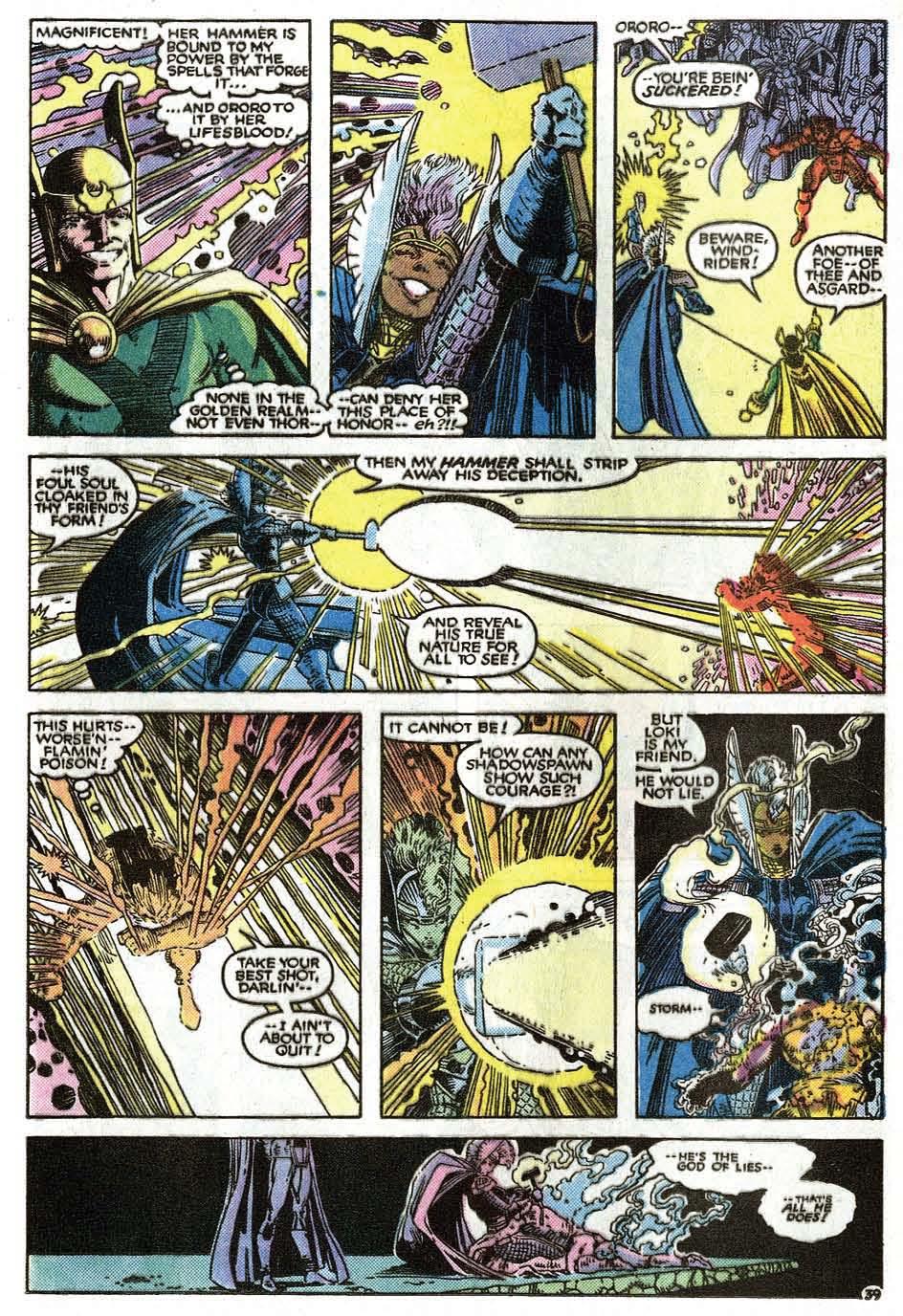 Read online Uncanny X-Men (1963) comic -  Issue # _Annual 9 - 41