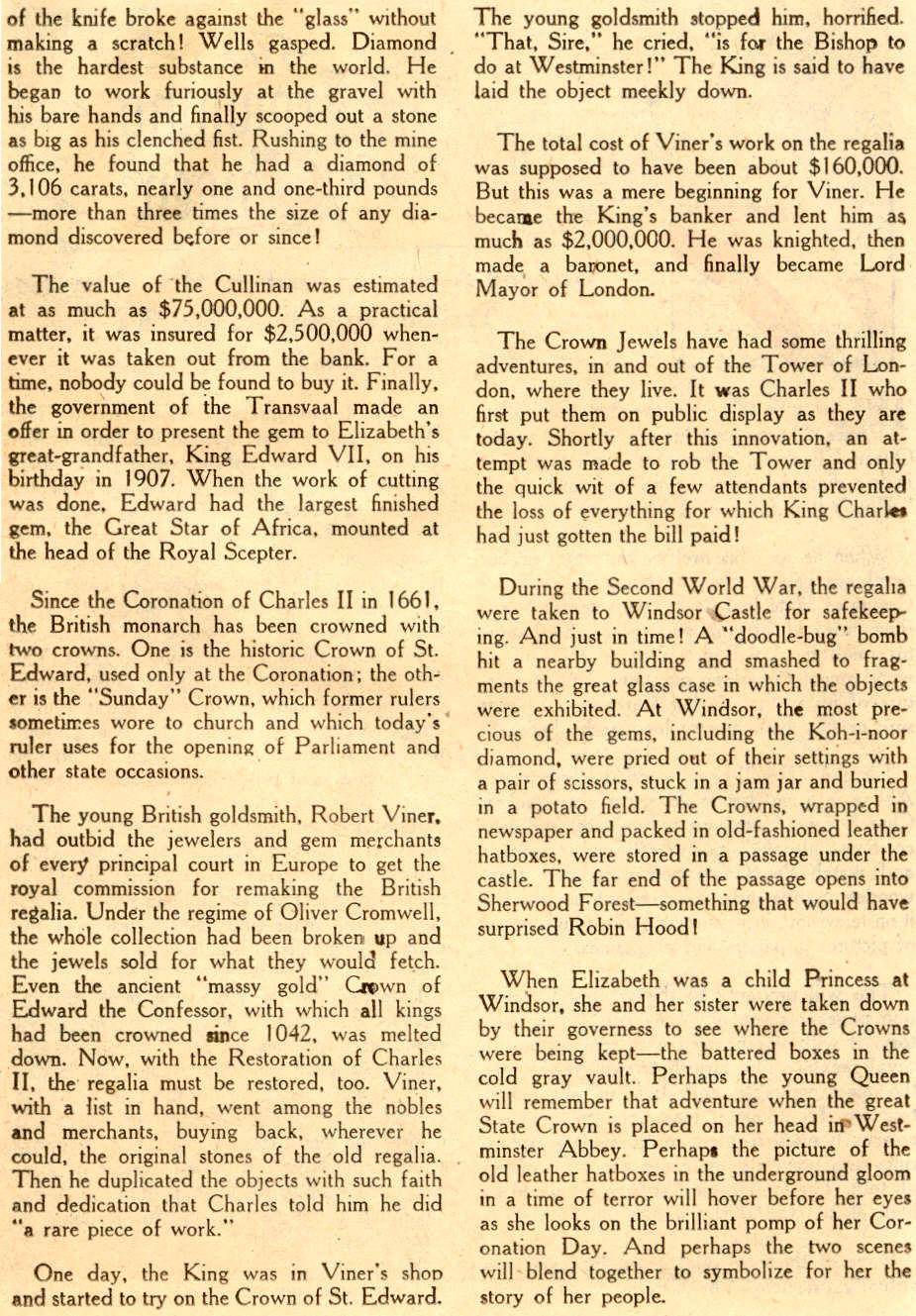 Read online Adventure Comics (1938) comic -  Issue #186 - 32