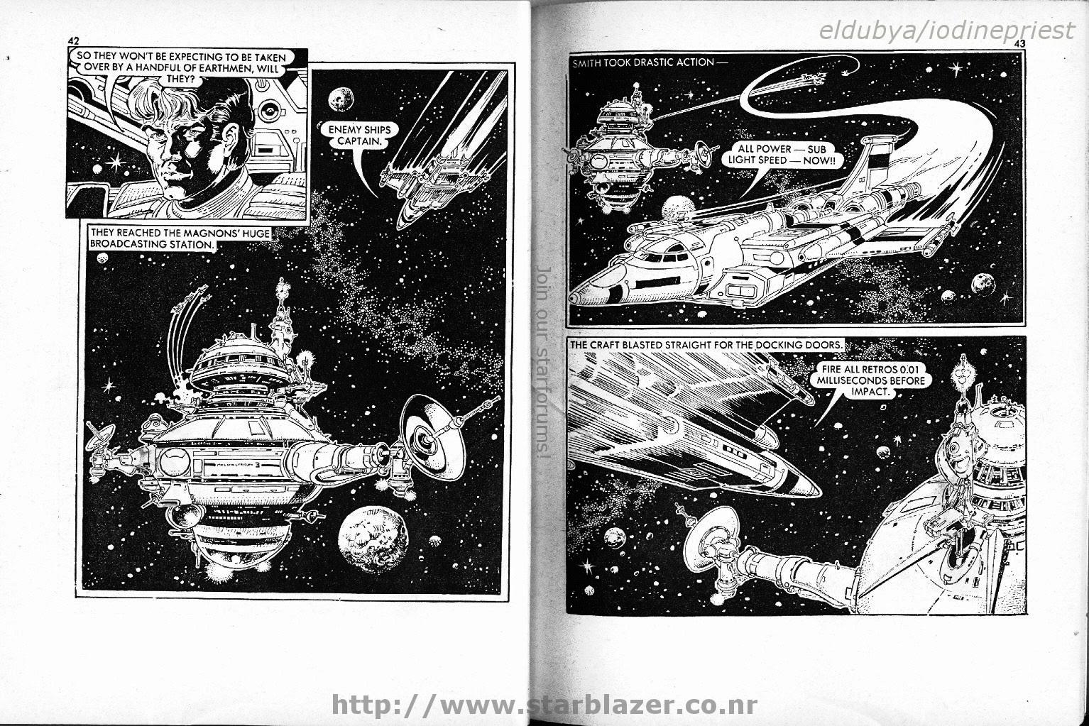 Starblazer issue 107 - Page 23