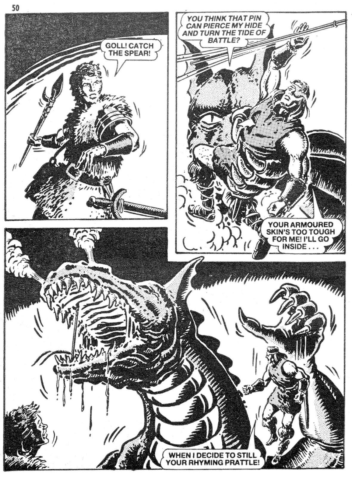 Starblazer issue 209 - Page 51
