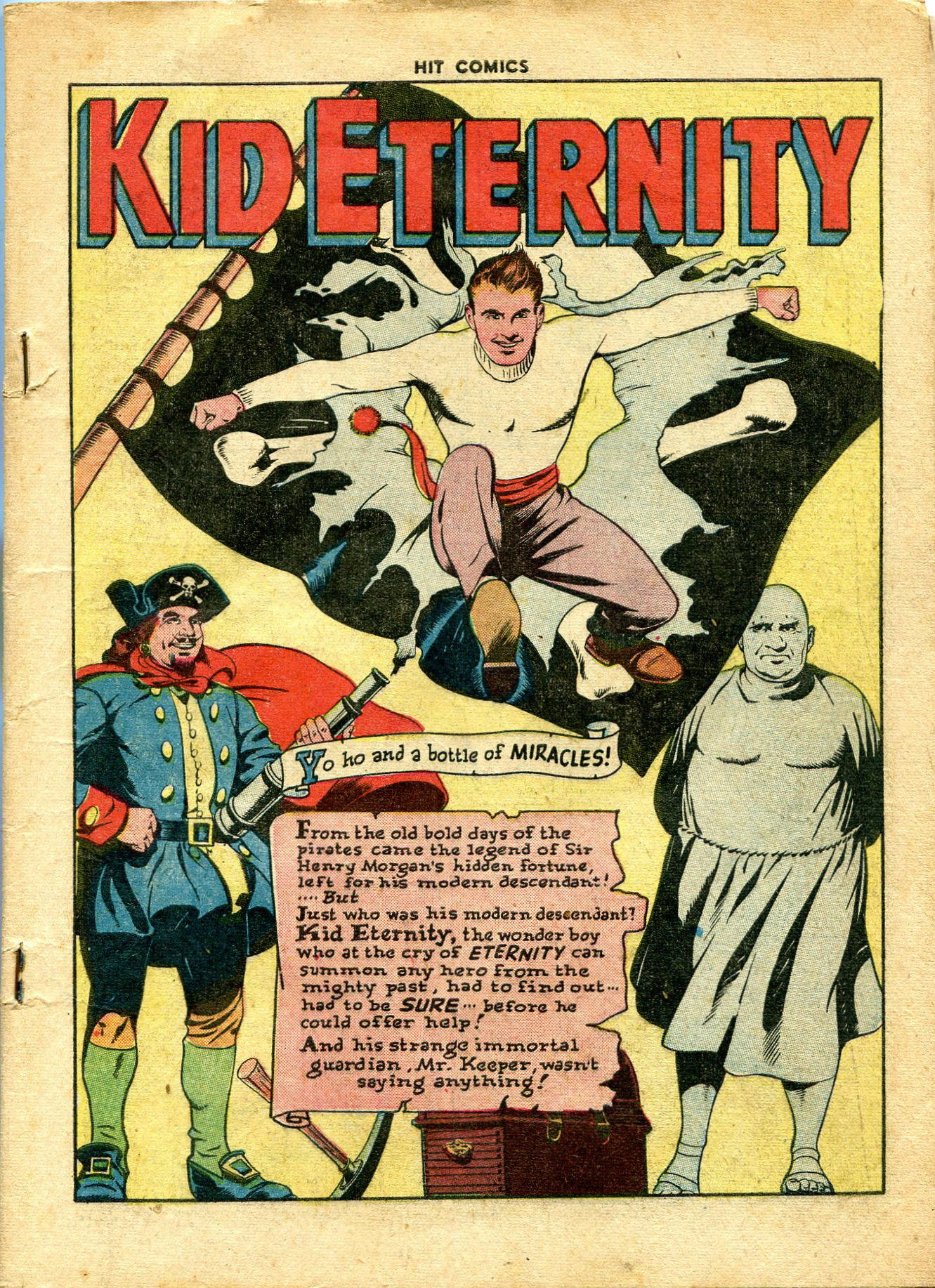 Read online Hit Comics comic -  Issue #48 - 3