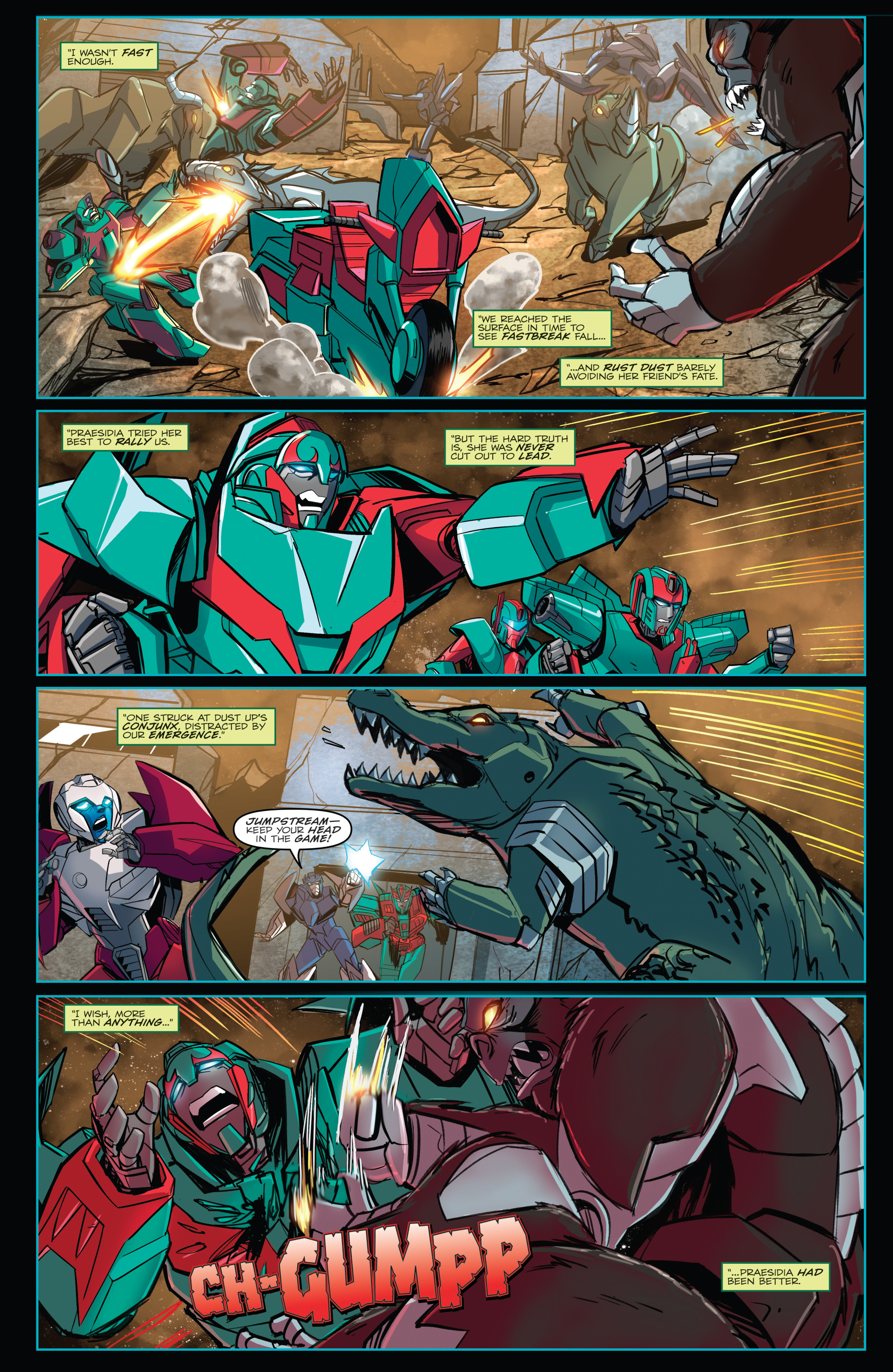 Read online Transformers Annual comic -  Issue # Full - 27