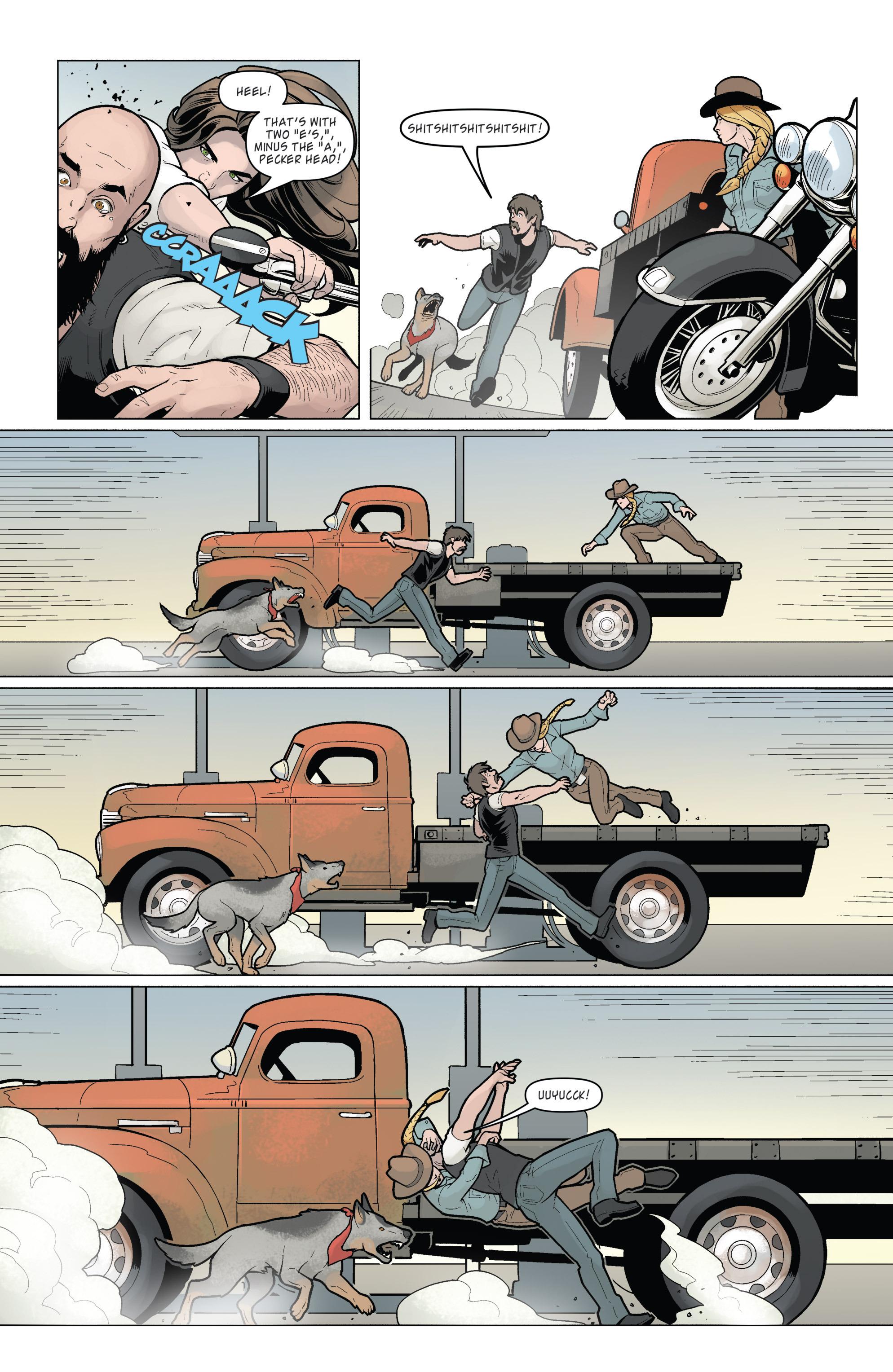 Read online Wynonna Earp (2016) comic -  Issue #7 - 18