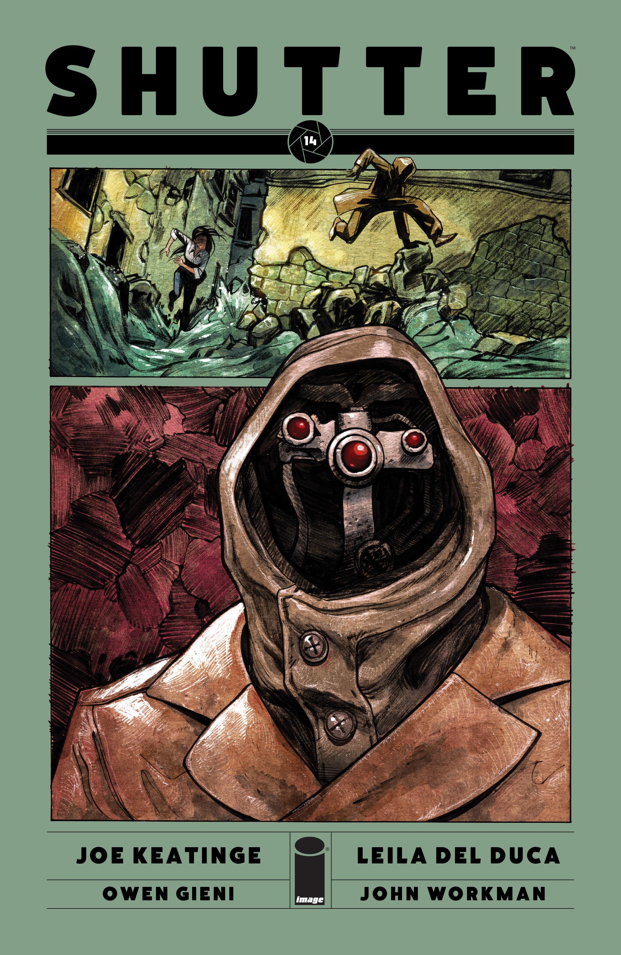 Read online Shutter comic -  Issue #14 - 1