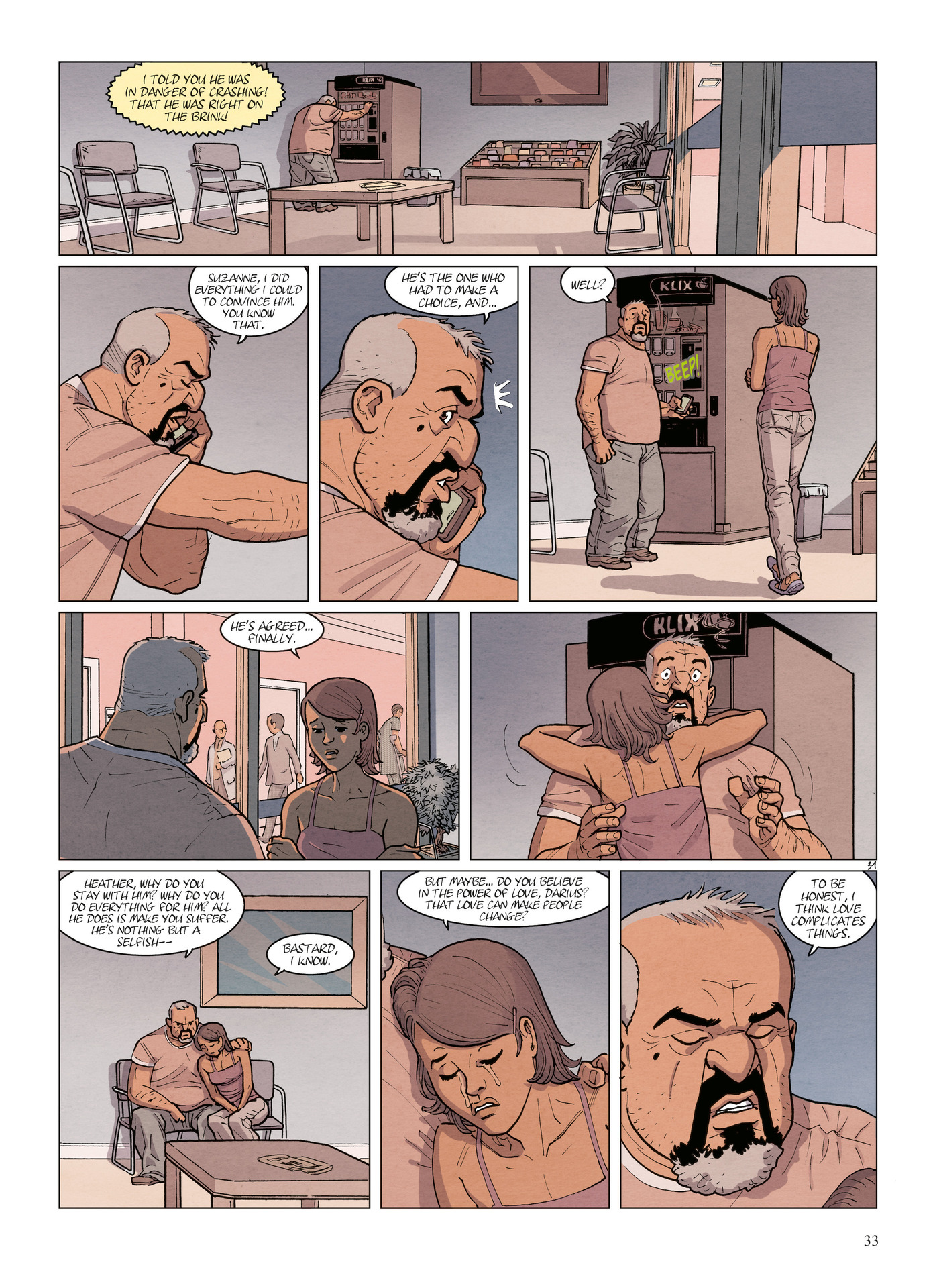 Read online Alter Ego comic -  Issue #6 - 35