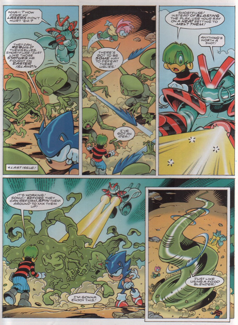 Read online Sonic the Comic comic -  Issue #173 - 5