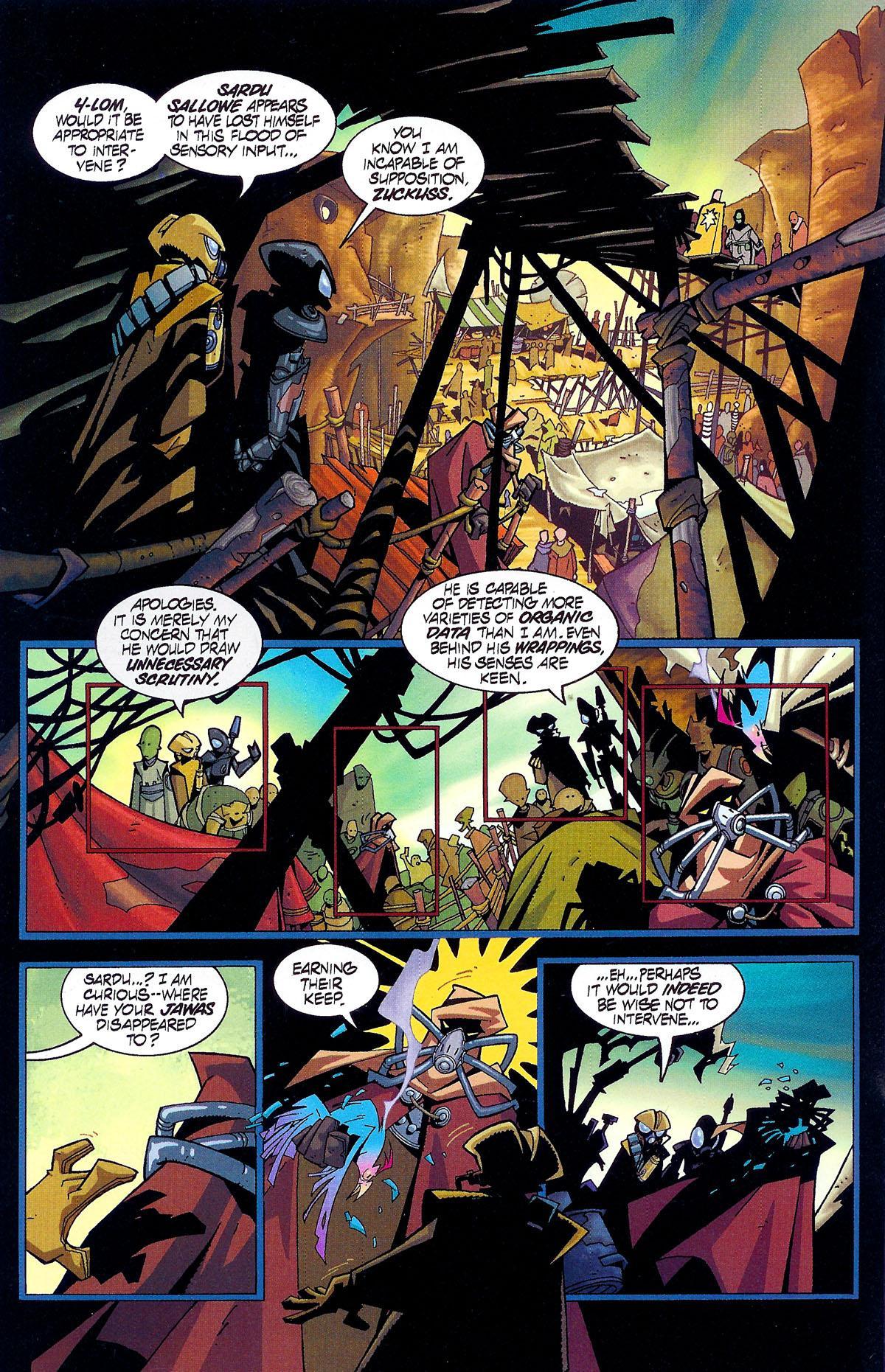 Read online Star Wars Omnibus comic -  Issue # Vol. 12 - 123