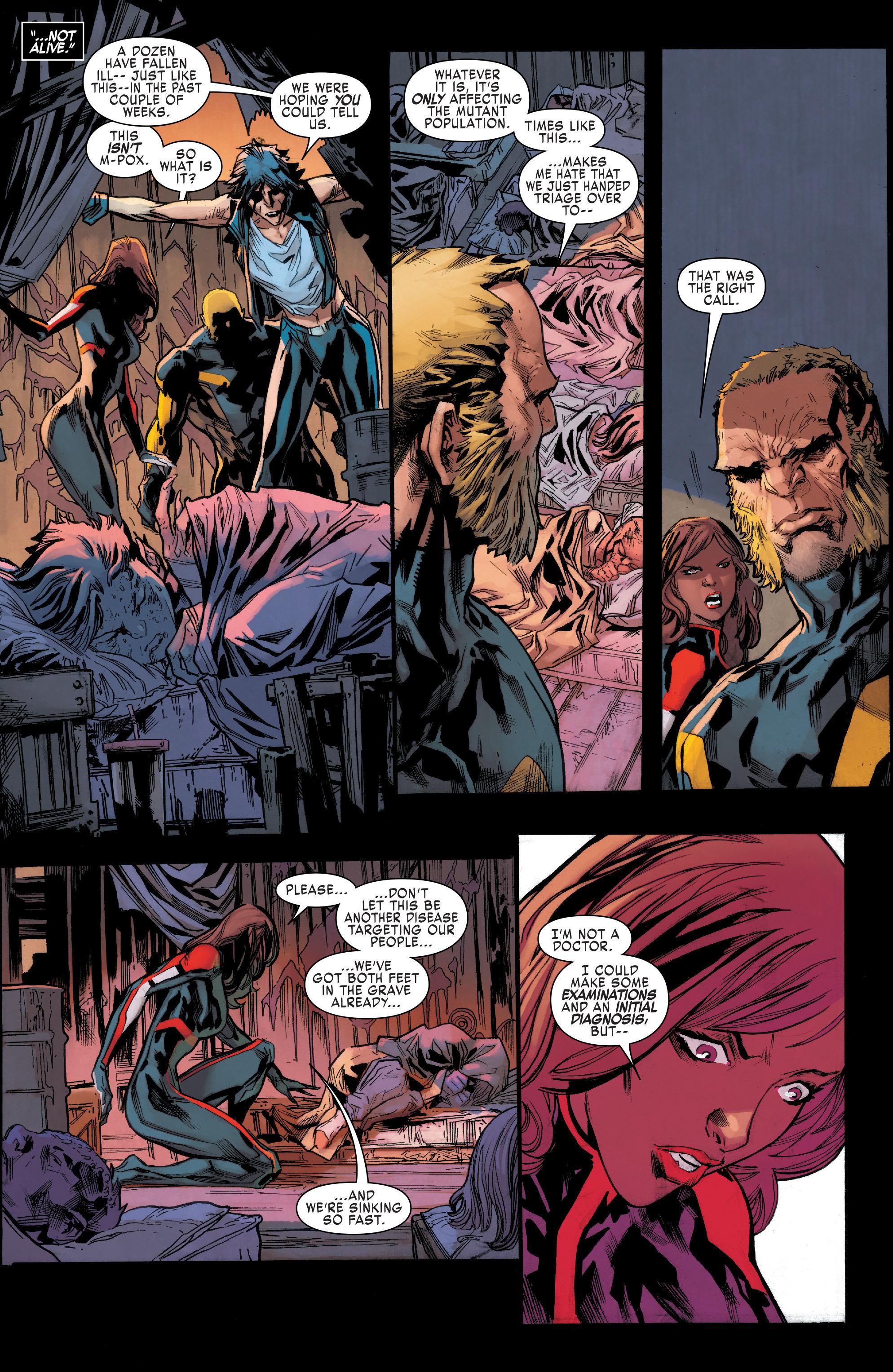 Read online Uncanny X-Men (2016) comic -  Issue #7 - 17