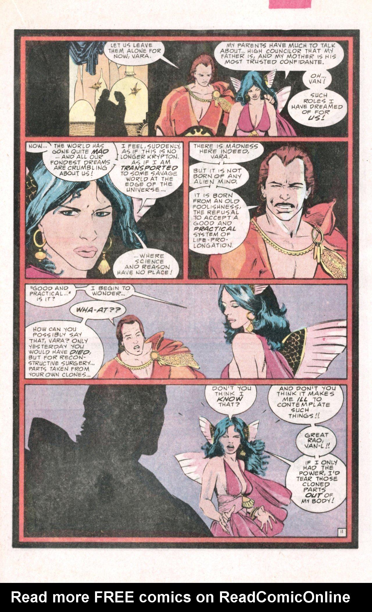 Read online World of Krypton comic -  Issue #2 - 19