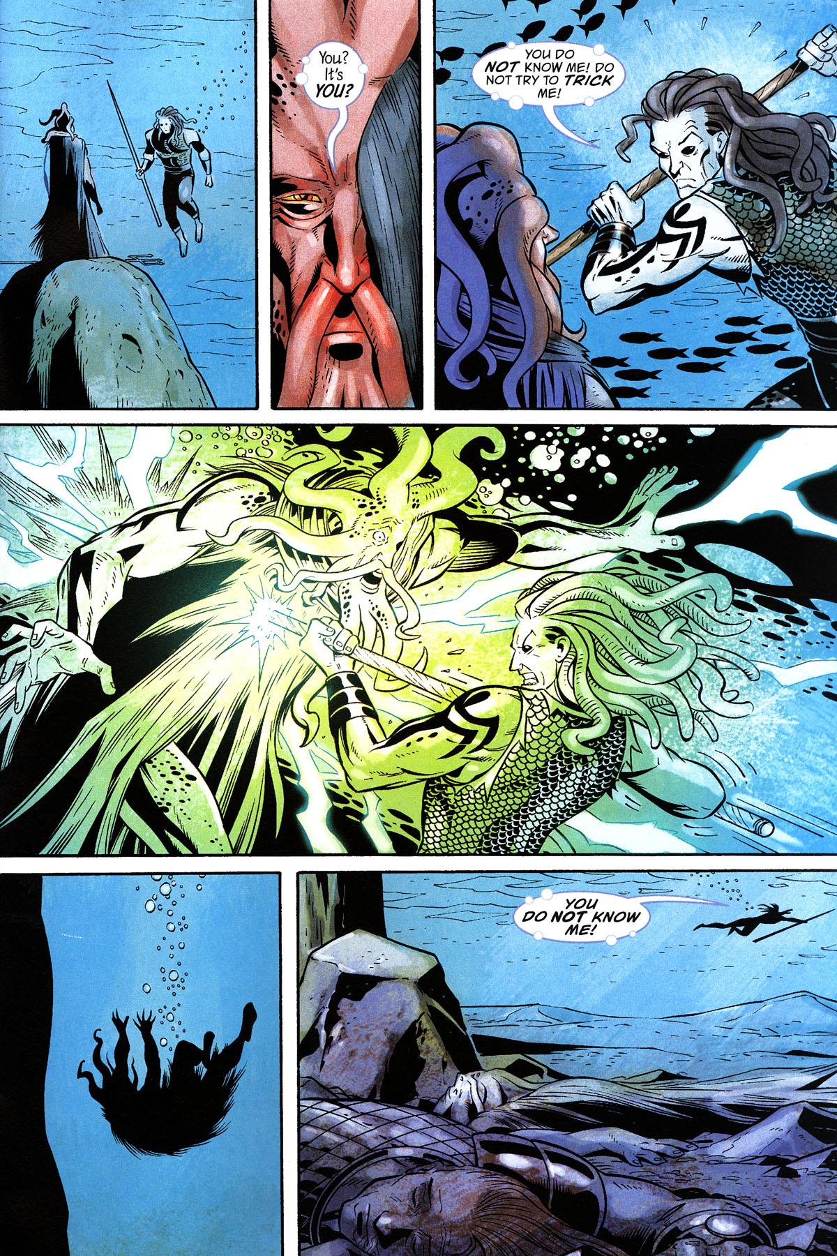 Read online Aquaman: Sword of Atlantis comic -  Issue #50 - 37