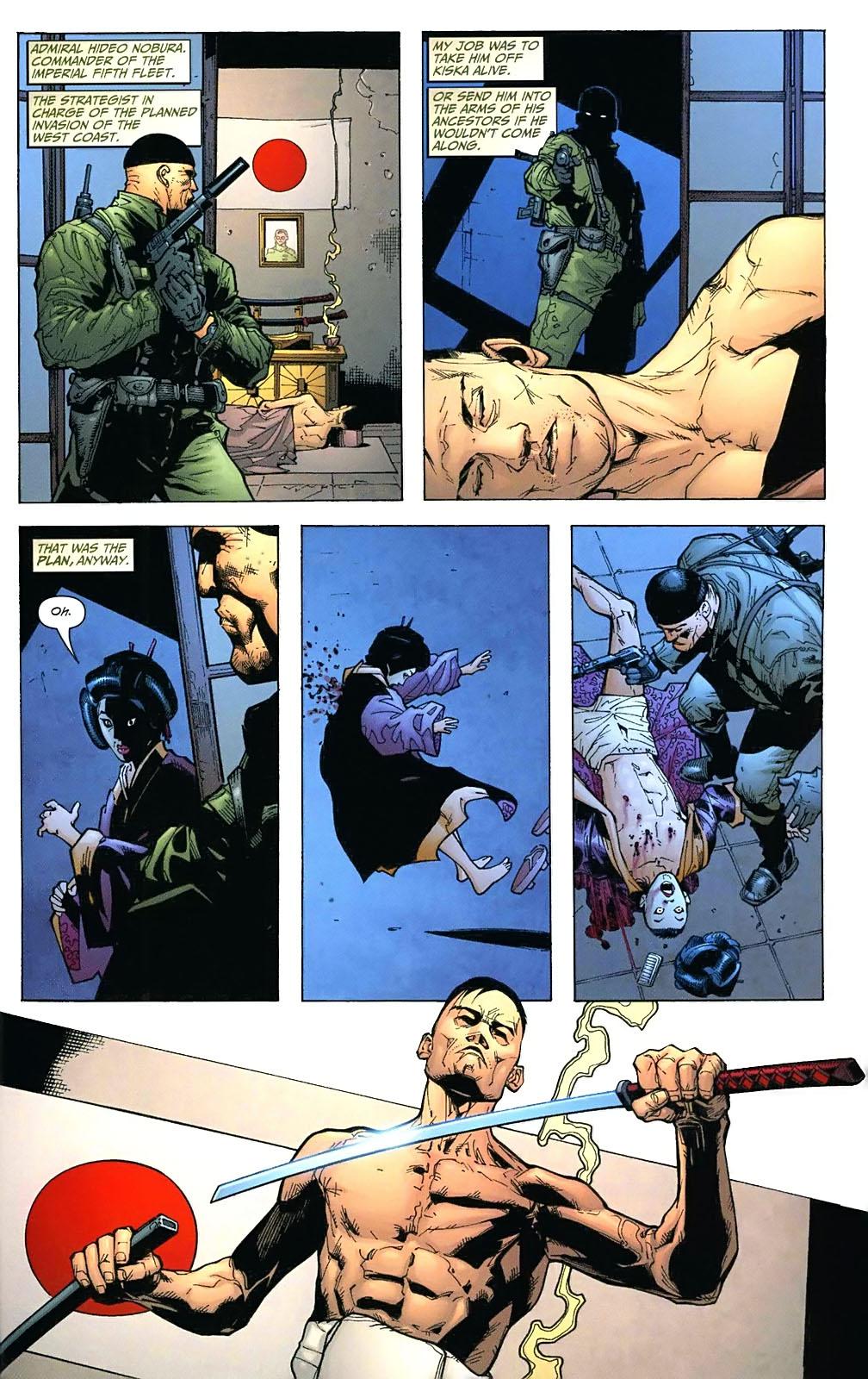Read online Team Zero comic -  Issue #1 - 4