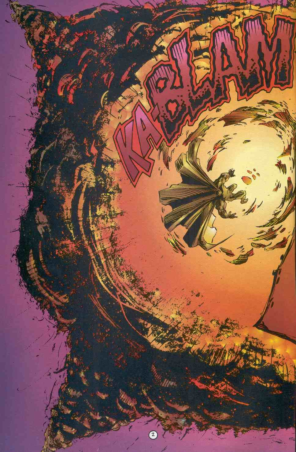 Read online Ultraverse Premiere comic -  Issue #3 - 4
