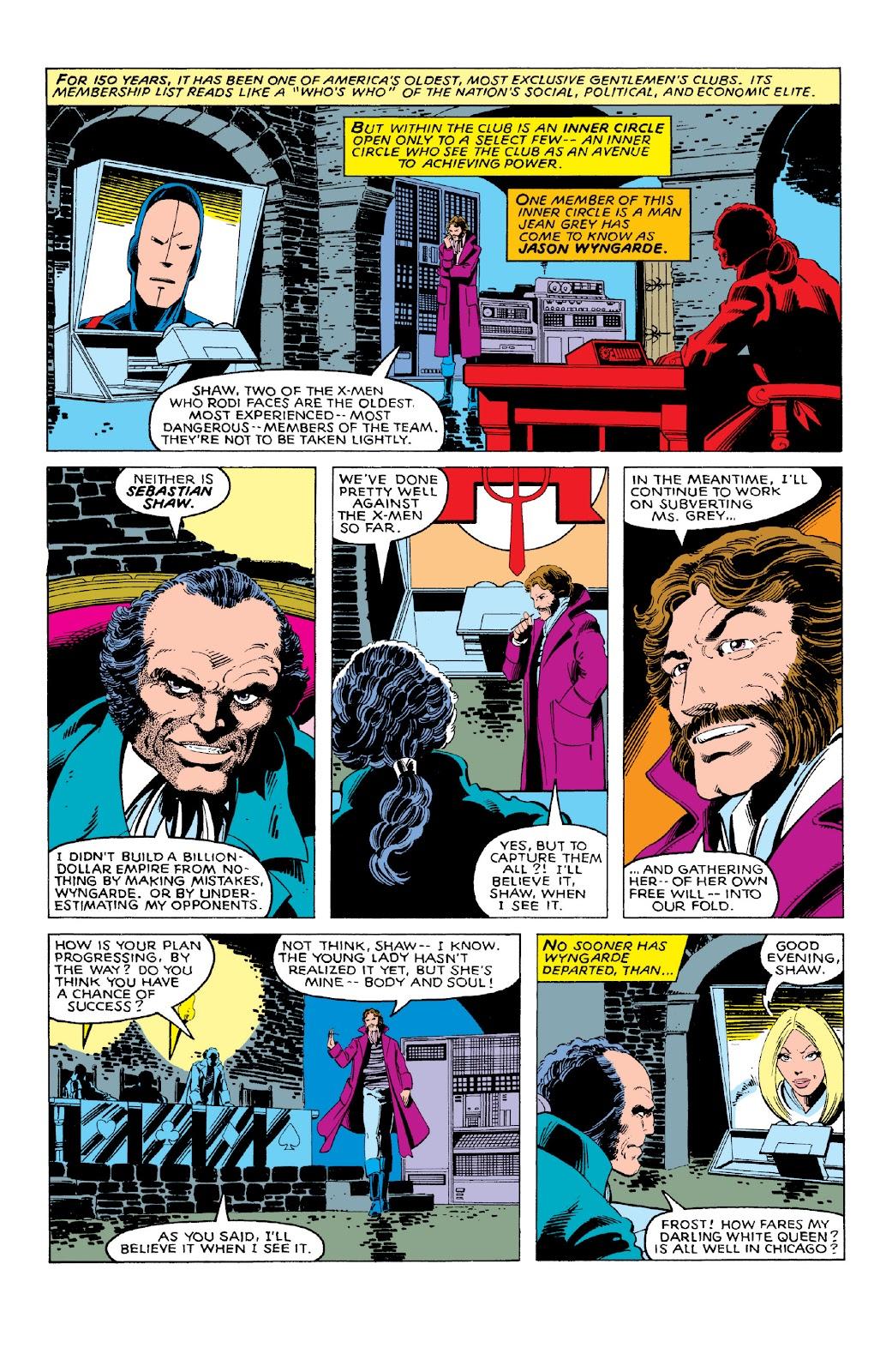 Read online X-Men Milestones: Dark Phoenix Saga comic -  Issue # TPB (Part 1) - 28