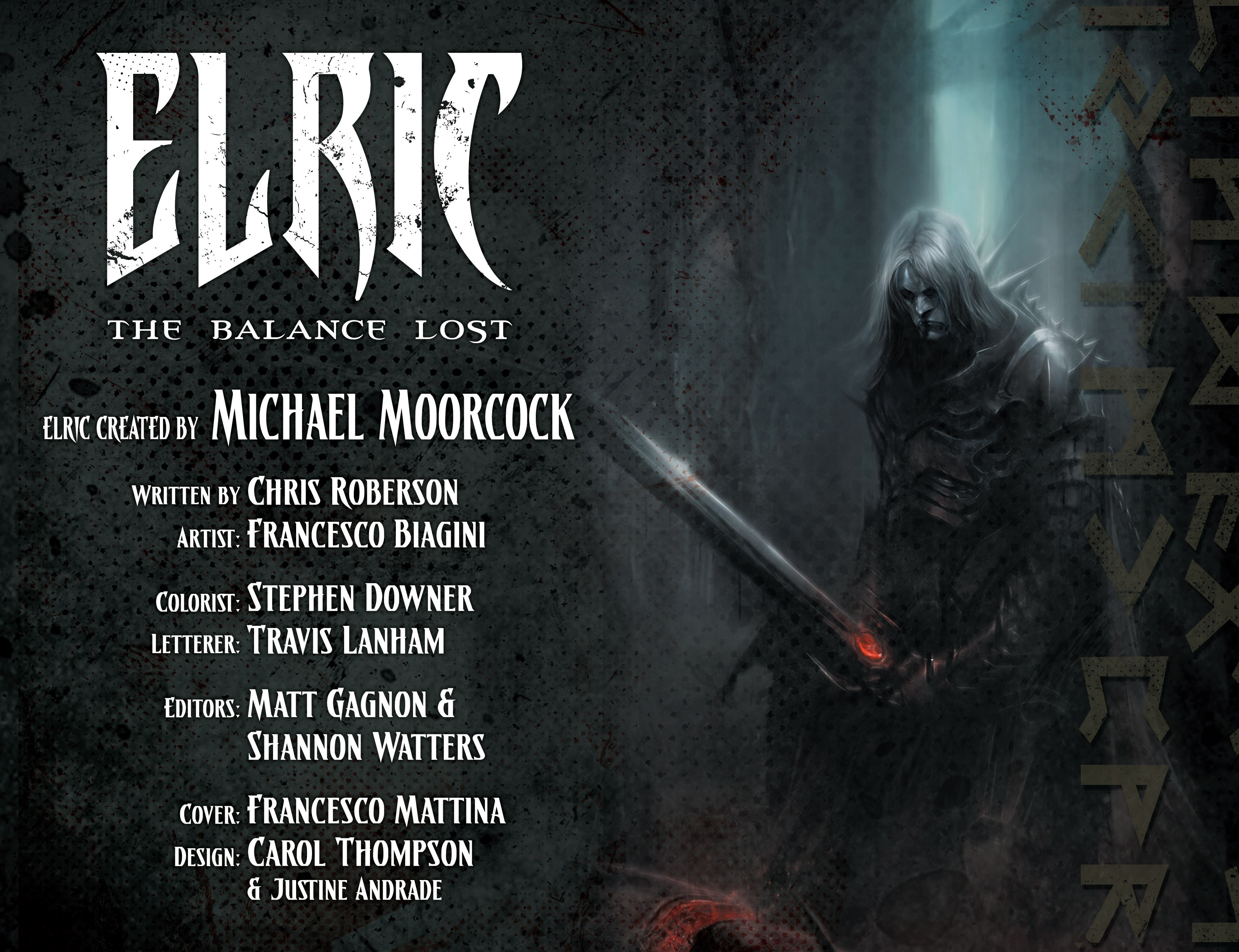 Read online Elric: The Balance Lost comic -  Issue # TPB 3 - 4