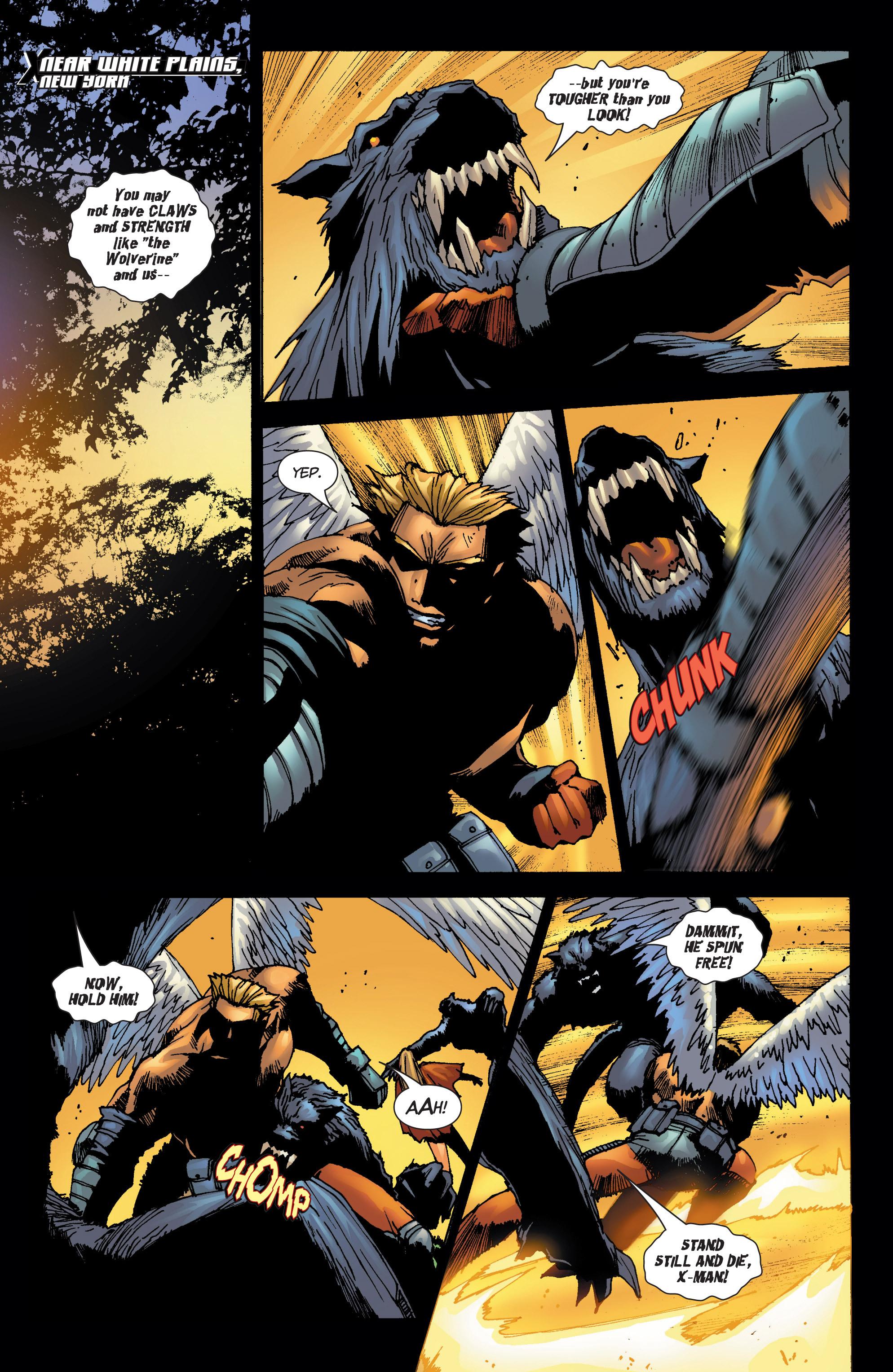 Read online Uncanny X-Men (1963) comic -  Issue #420 - 2