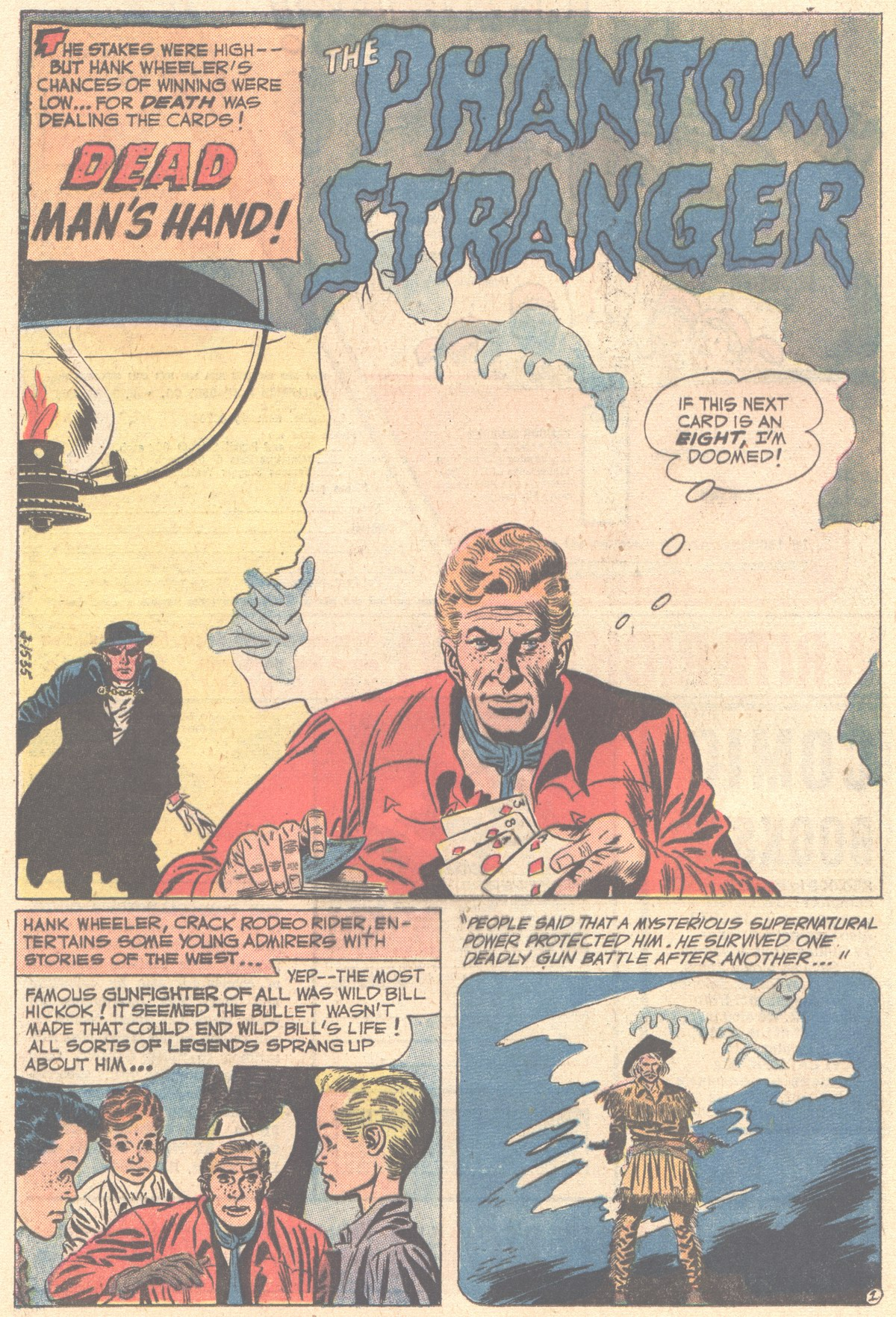 Read online Adventure Comics (1938) comic -  Issue #419 - 34