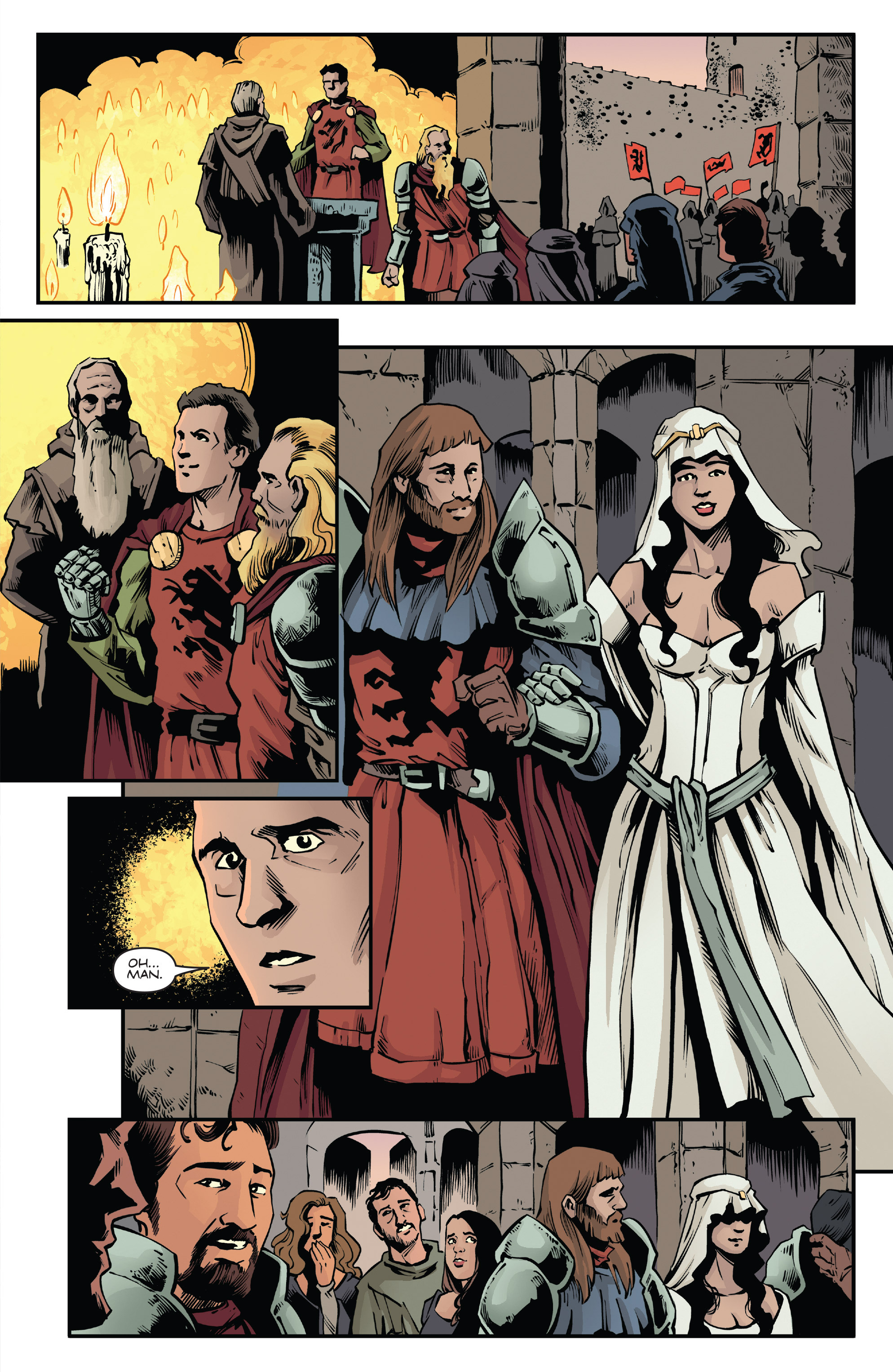 Read online Army of Darkness: Ash Gets Hitched comic -  Issue #4 - 20