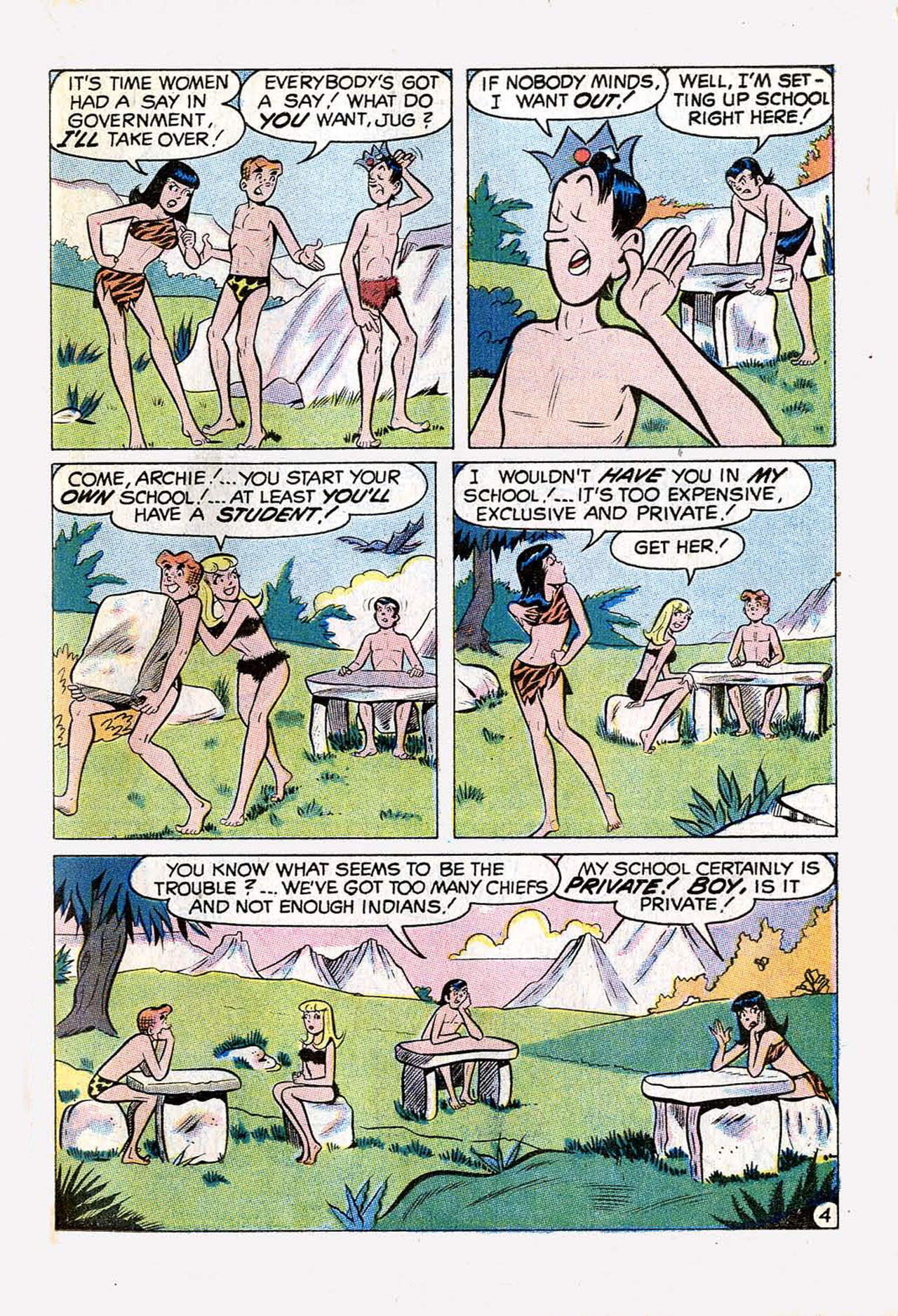 Read online Archie (1960) comic -  Issue #197 - 23