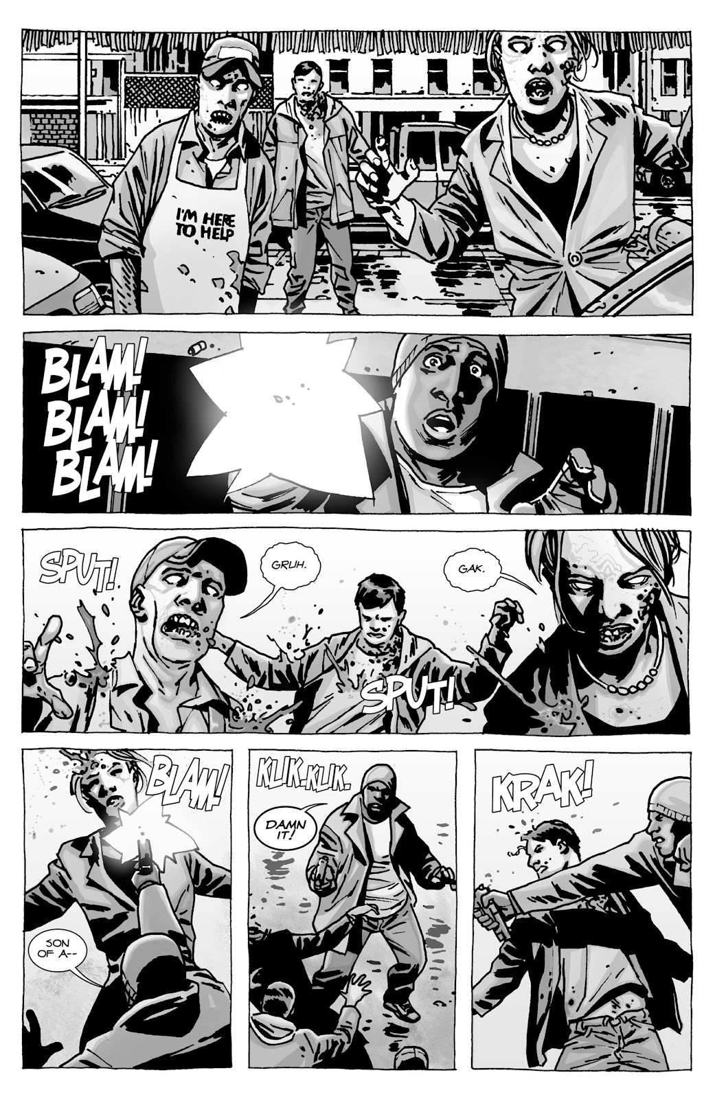 The Walking Dead issue Special - Tyreese Special - Page 3