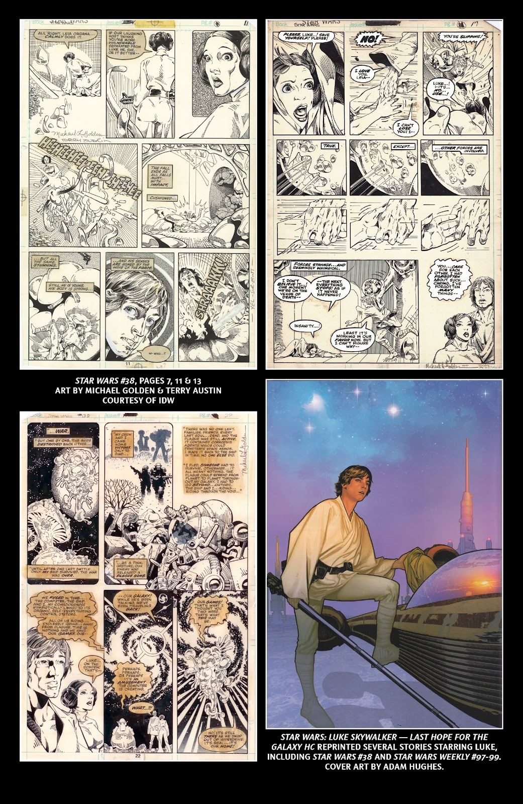 Read online Star Wars Legends: The Original Marvel Years - Epic Collection comic -  Issue # TPB 2 (Part 5) - 44