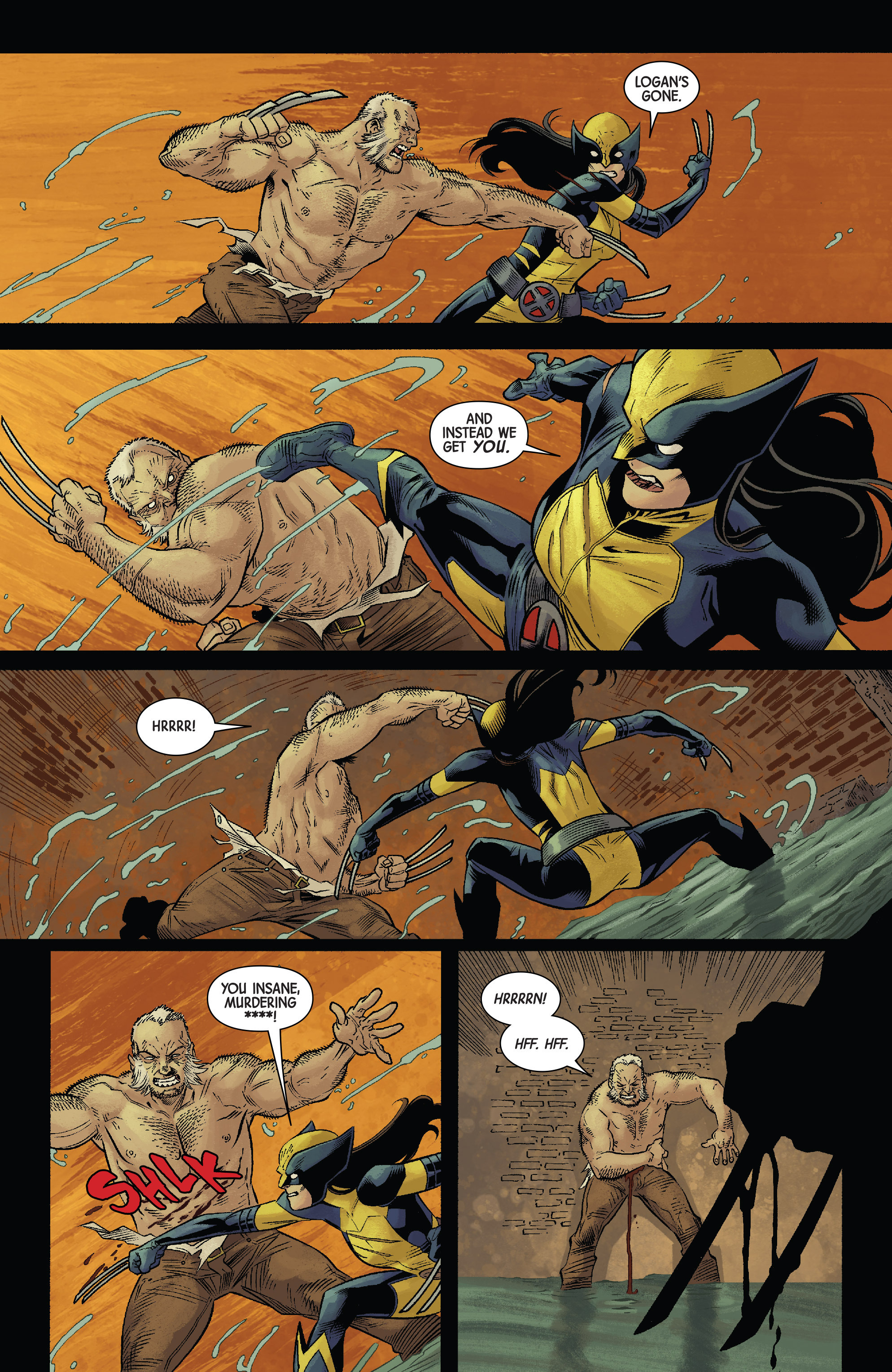 Read online All-New Wolverine (2016) comic -  Issue #12 - 15