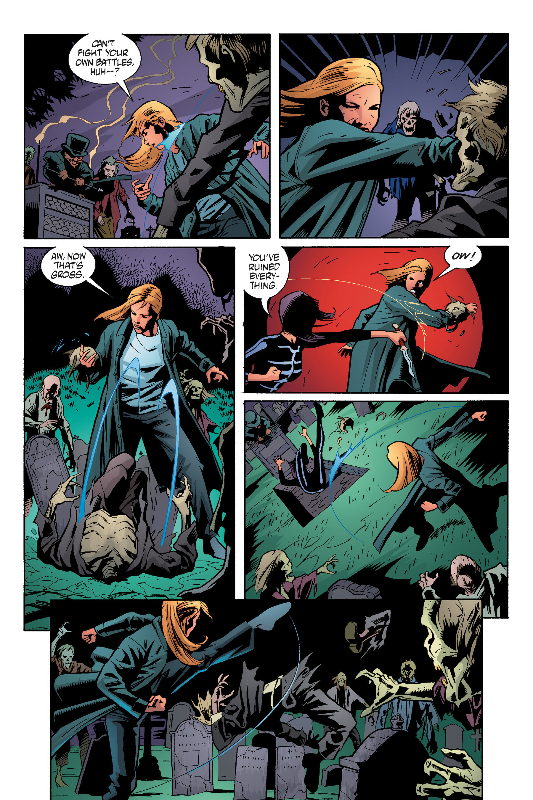 Read online Buffy the Vampire Slayer: Omnibus comic -  Issue # TPB 5 - 294