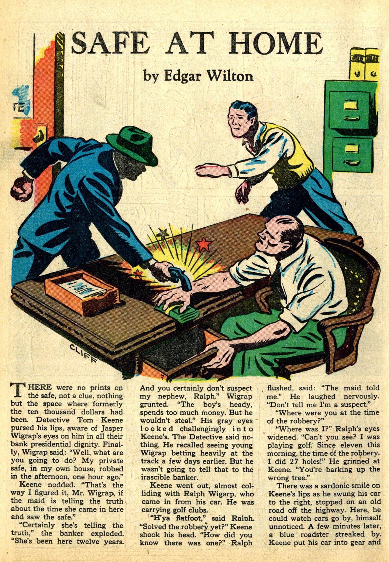 Read online Detective Comics (1937) comic -  Issue #50 - 50